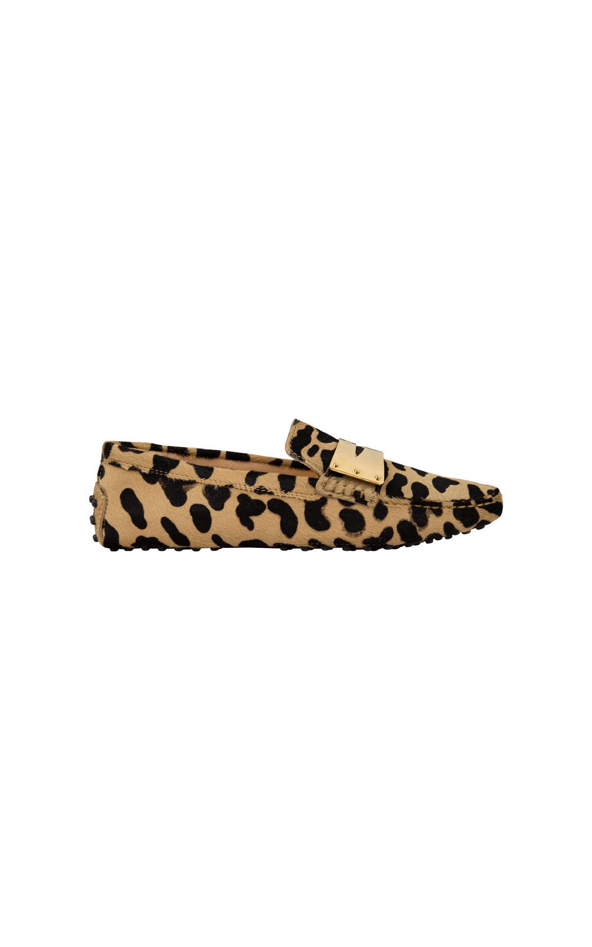 Tod's Leather Shoes Leoprint