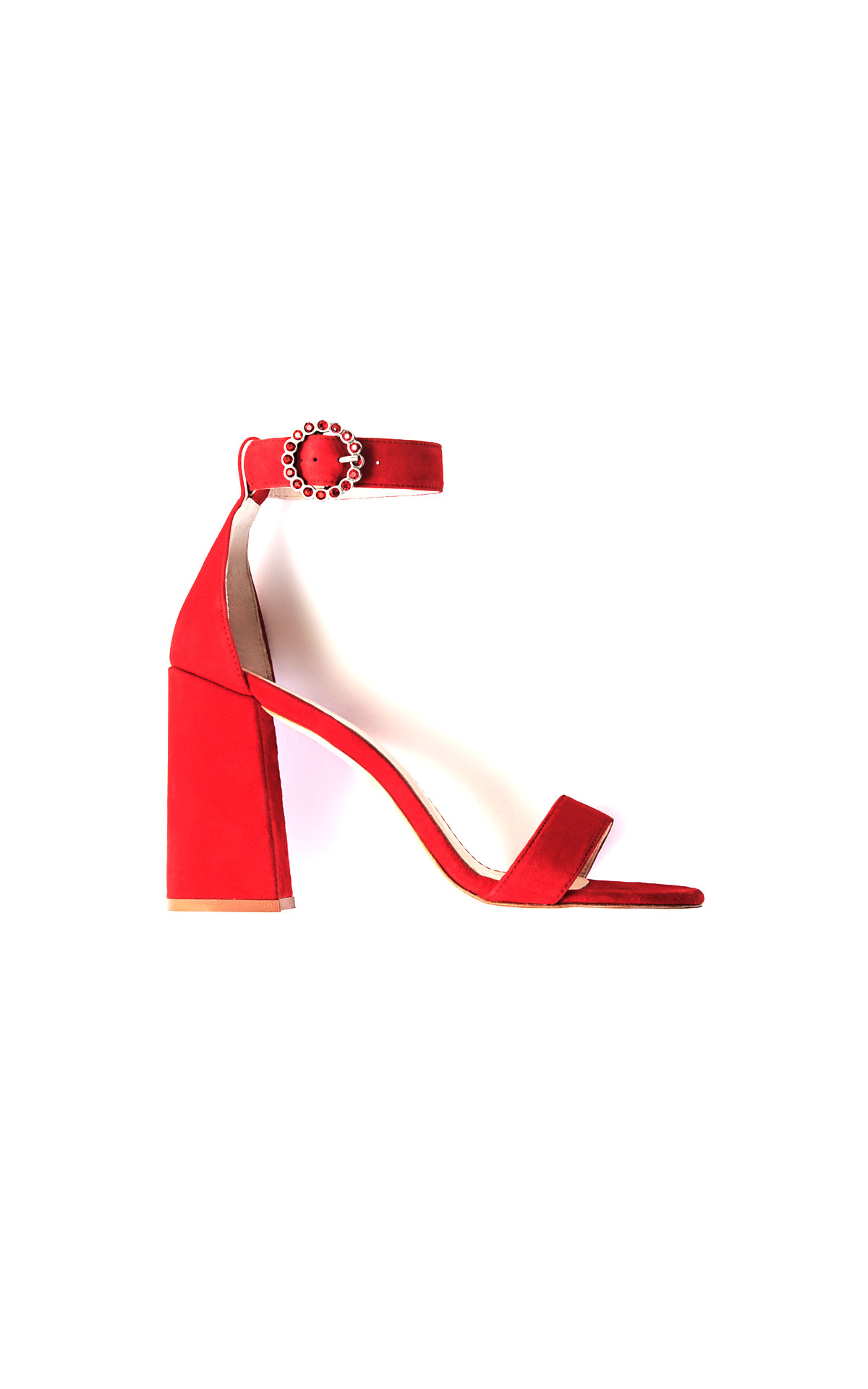 Maje heeled strappy sandals at The Bicester Village Shopping Collection