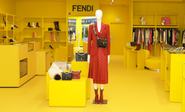 Fendi boutique at La Vallée Village