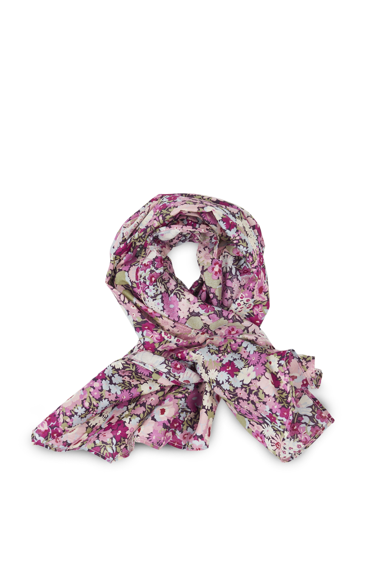 Bonpoint Lilas floral scarf*