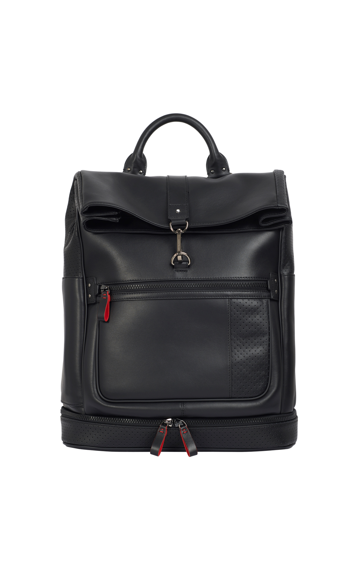 Black backpack Montblanc