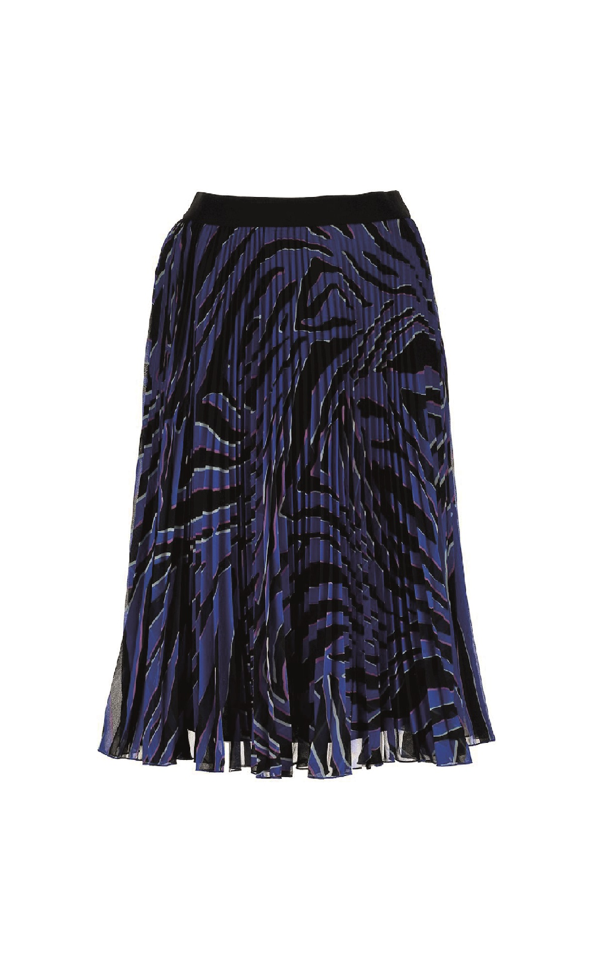 Printed long skirt Escada