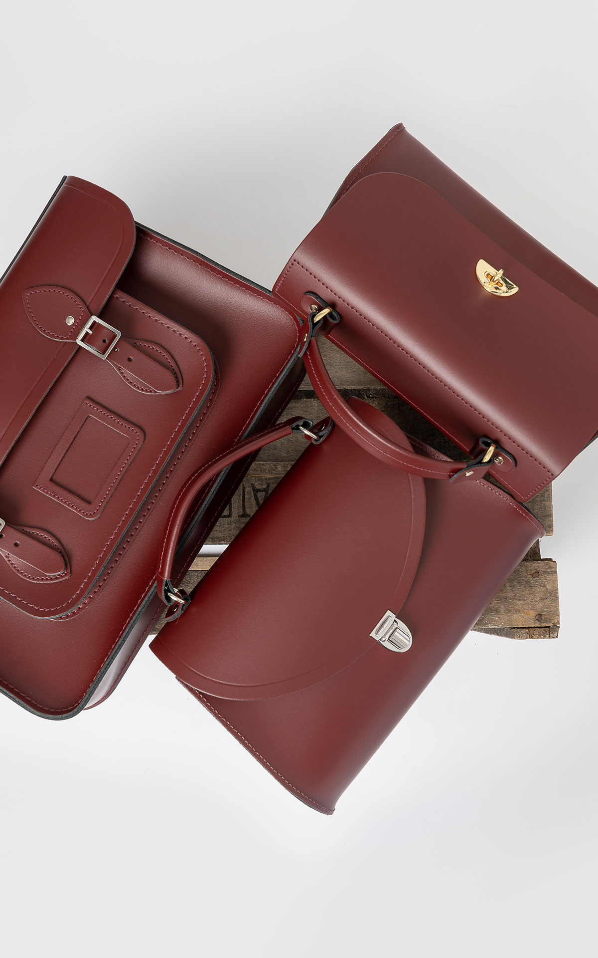The Cambridge Satchel Company Bicester Village Brand Image