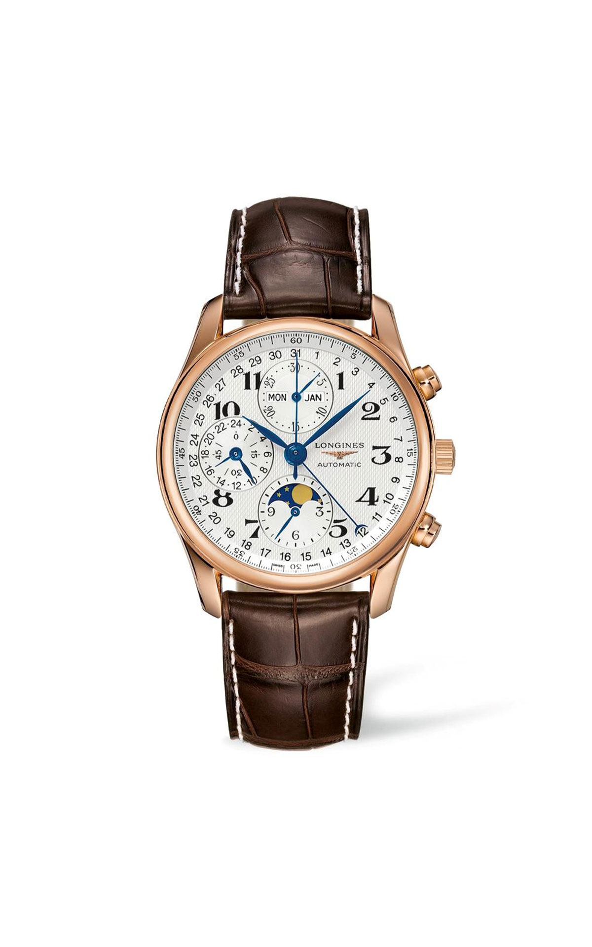 Hour Passion Longines The master collection gents L26738783 from Bicester Village