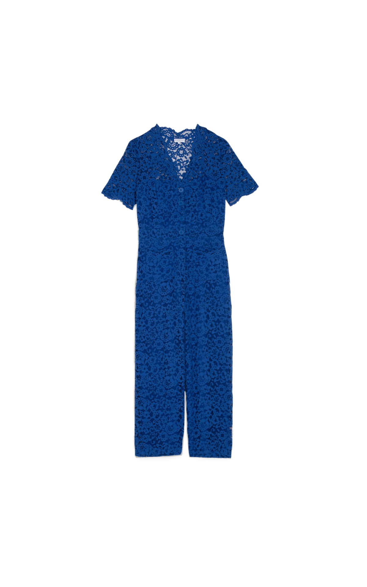 Claudie Pierlot Royal blue jumpsuit*