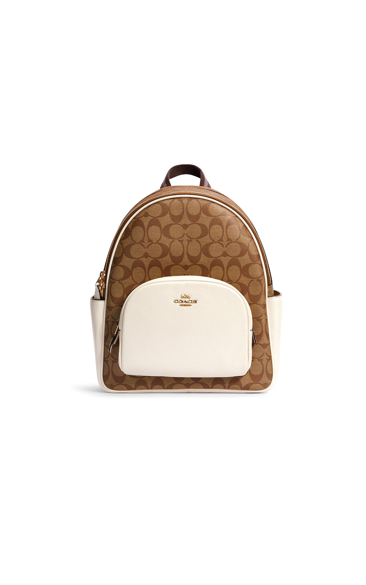 Coach signature court backpack