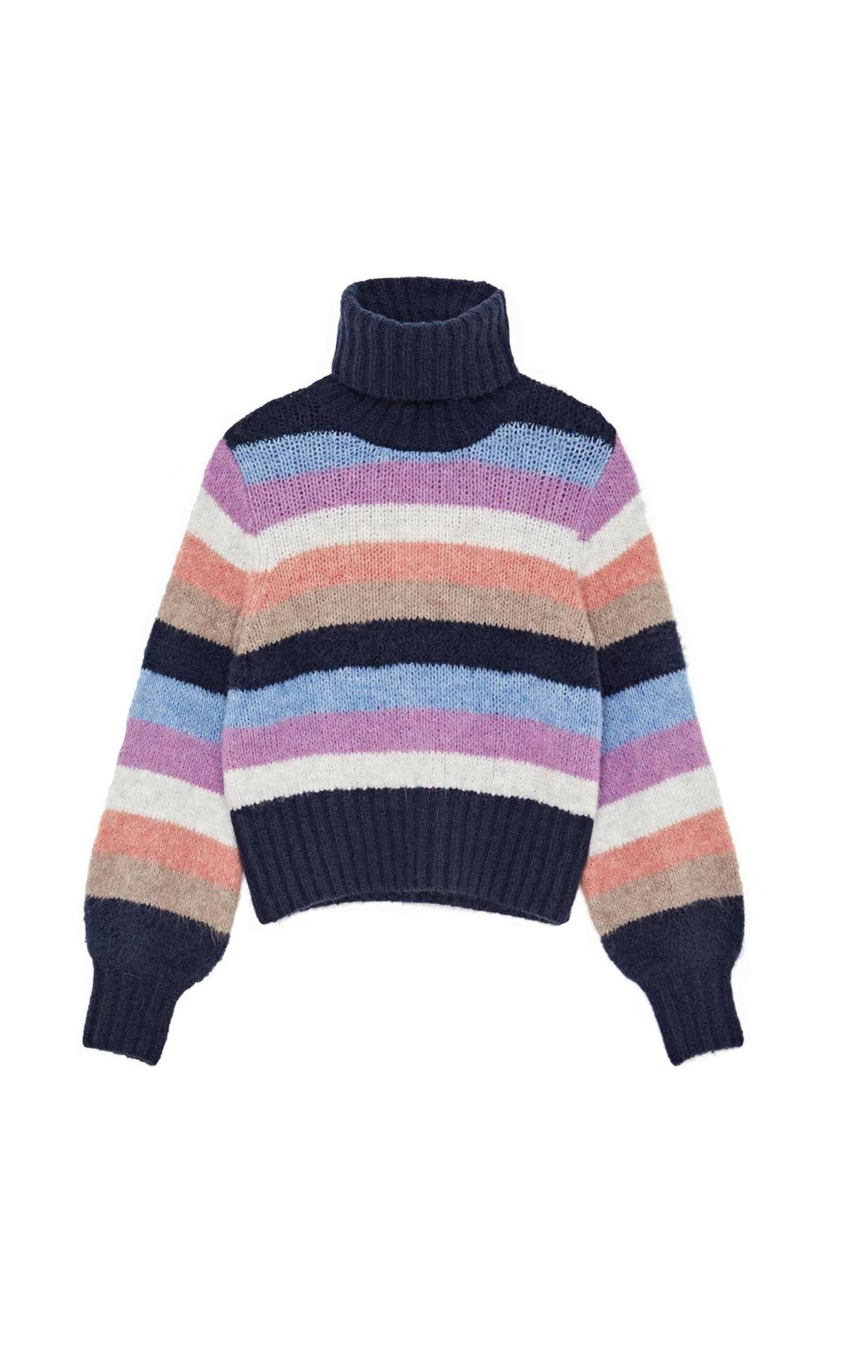 Striped sweater Dua Lipa x Pepe Jeans