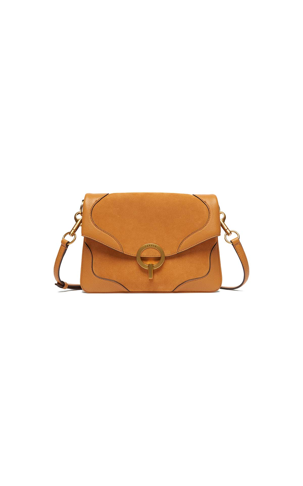 Sandro crossbody at The Bicester Village Shopping Collection