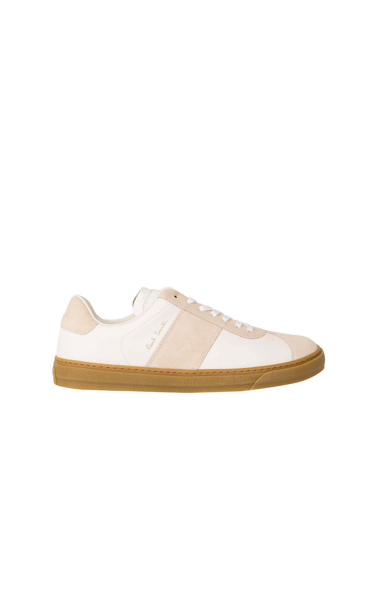 La Vallée Village Paul Smith white Levon sneakers