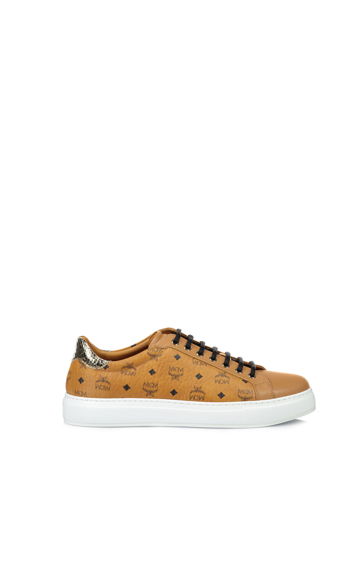 MCM Logo group unisex sneakers from Bicester Village