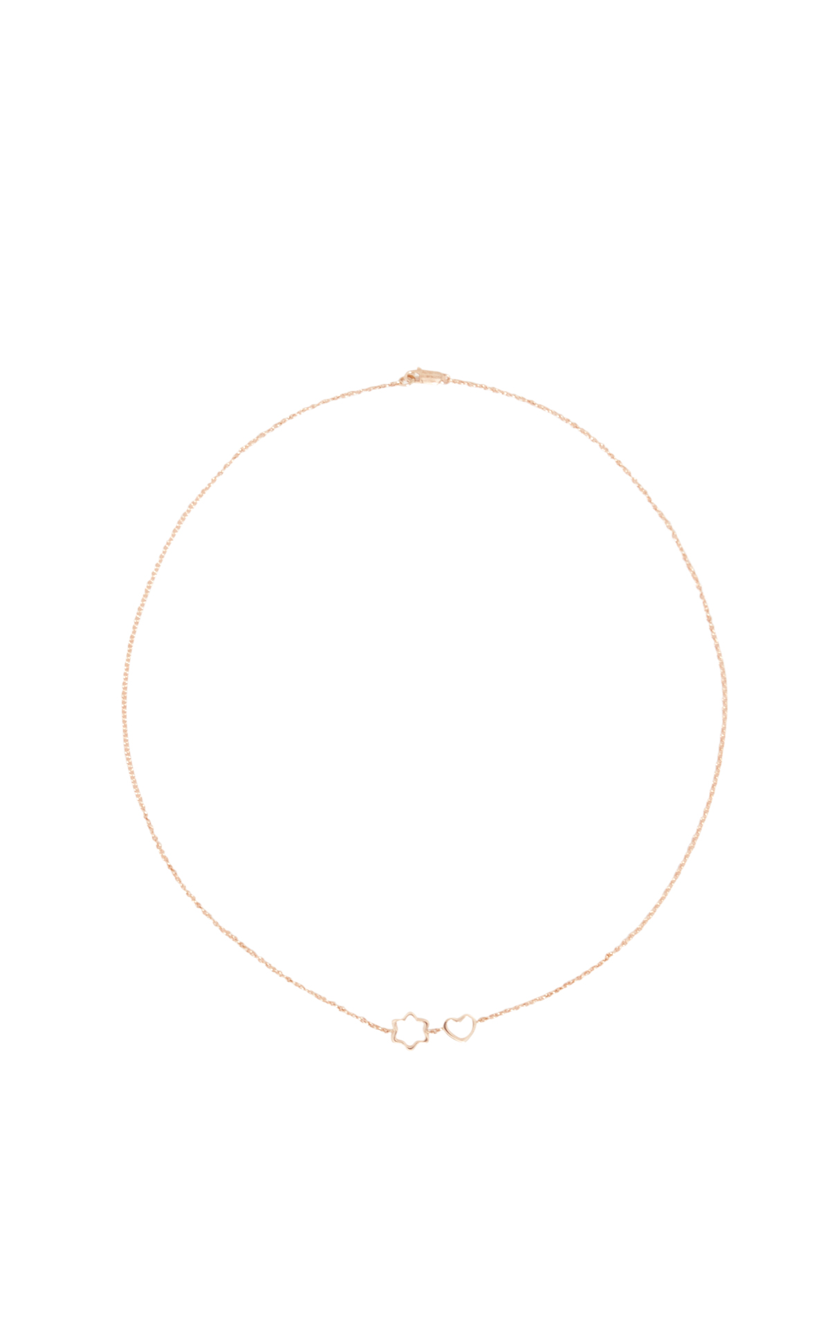 Montblanc Women's 18ct gold necklace*
