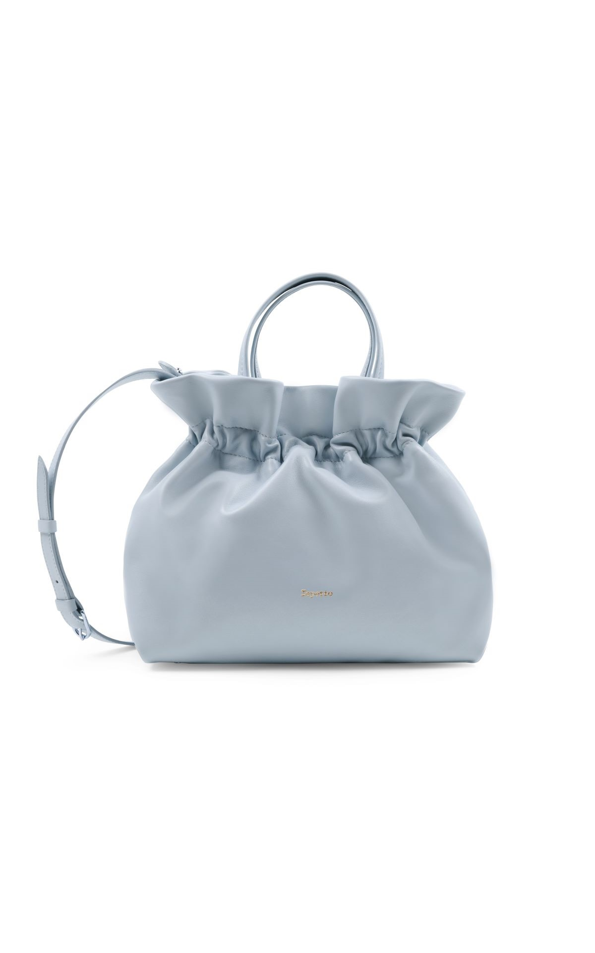 La Vallée Village Repetto Bleu Petit Rat Studio big bag