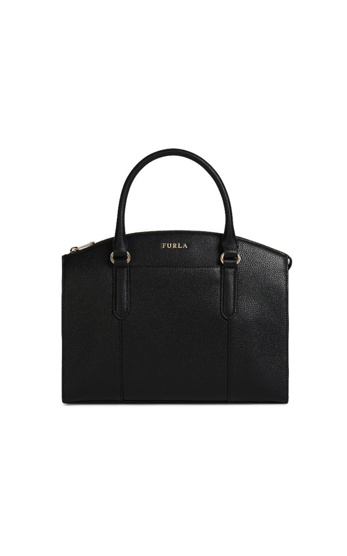 Furla Lea small Satchel at The Bicester Village Shopping Collection