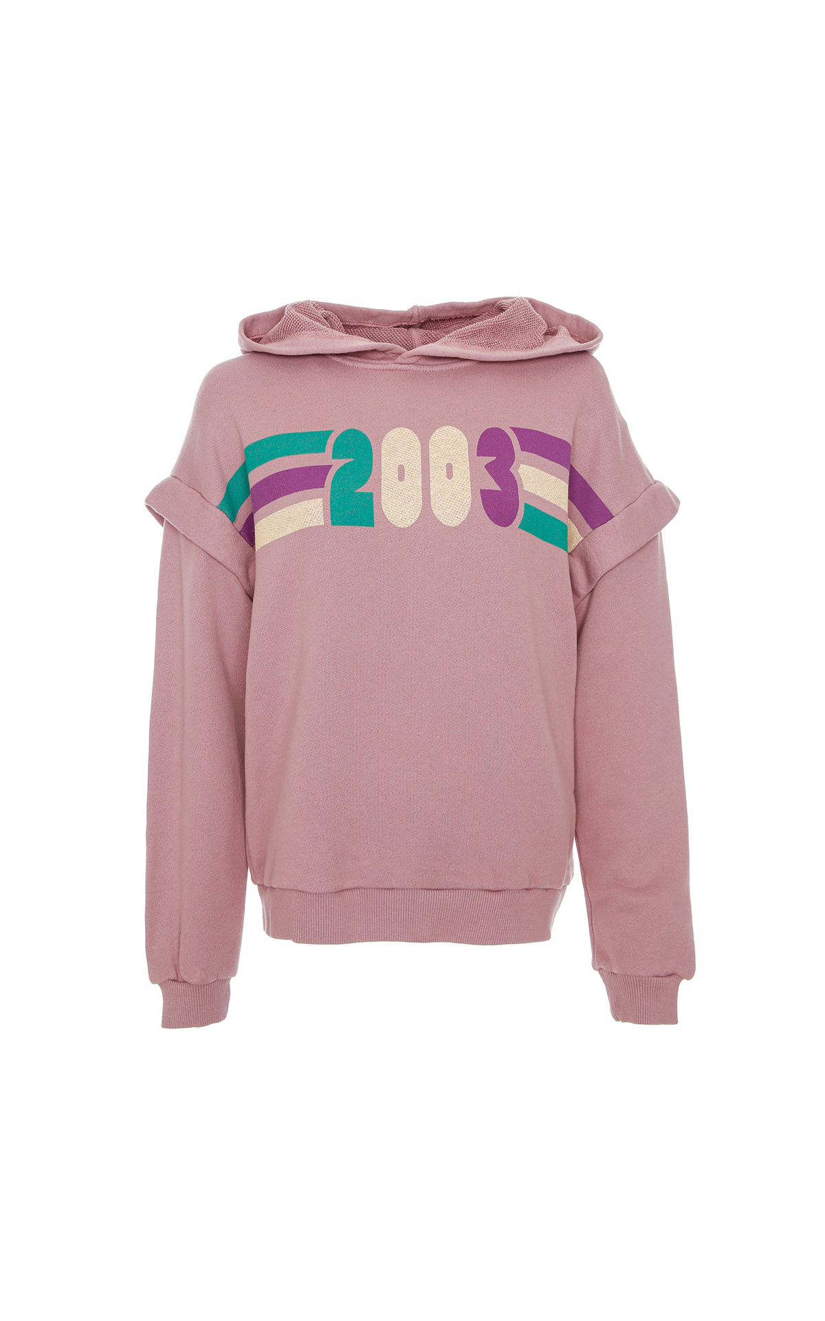 Lilac Blow sweatshirt ba&sh