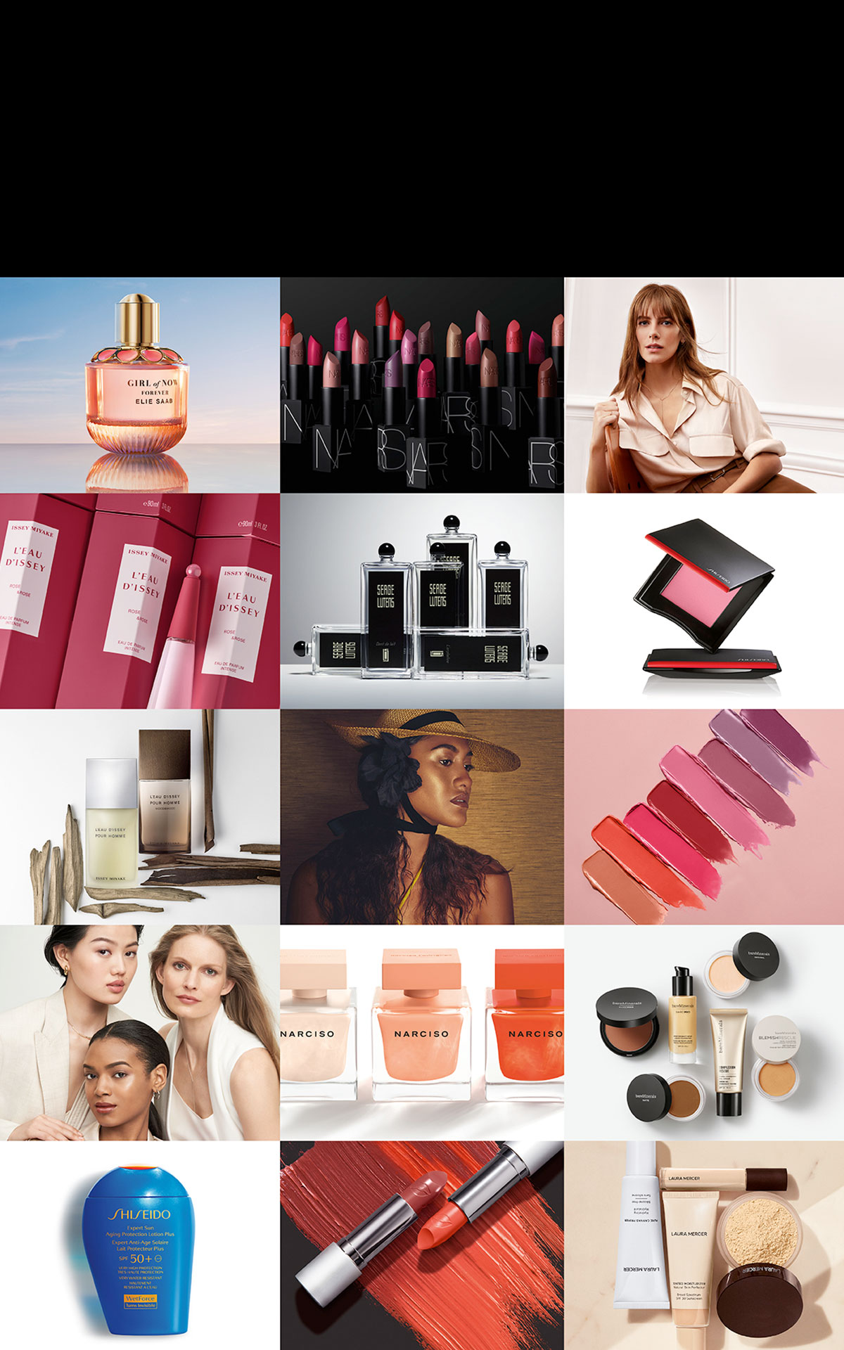 Beauty Prestige International hero image at Bicester Village