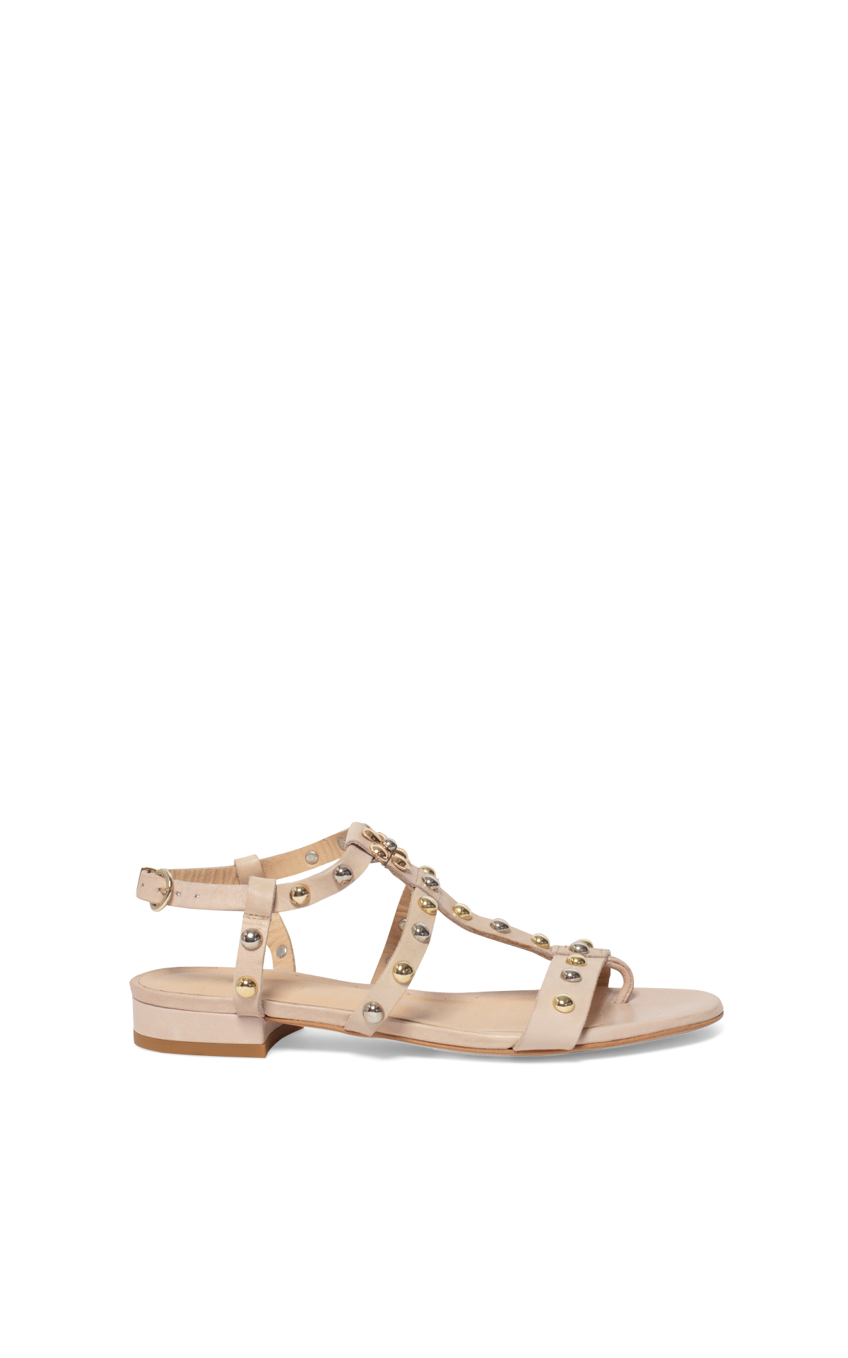Claudie Pierlot Women's Ari nude sandals*