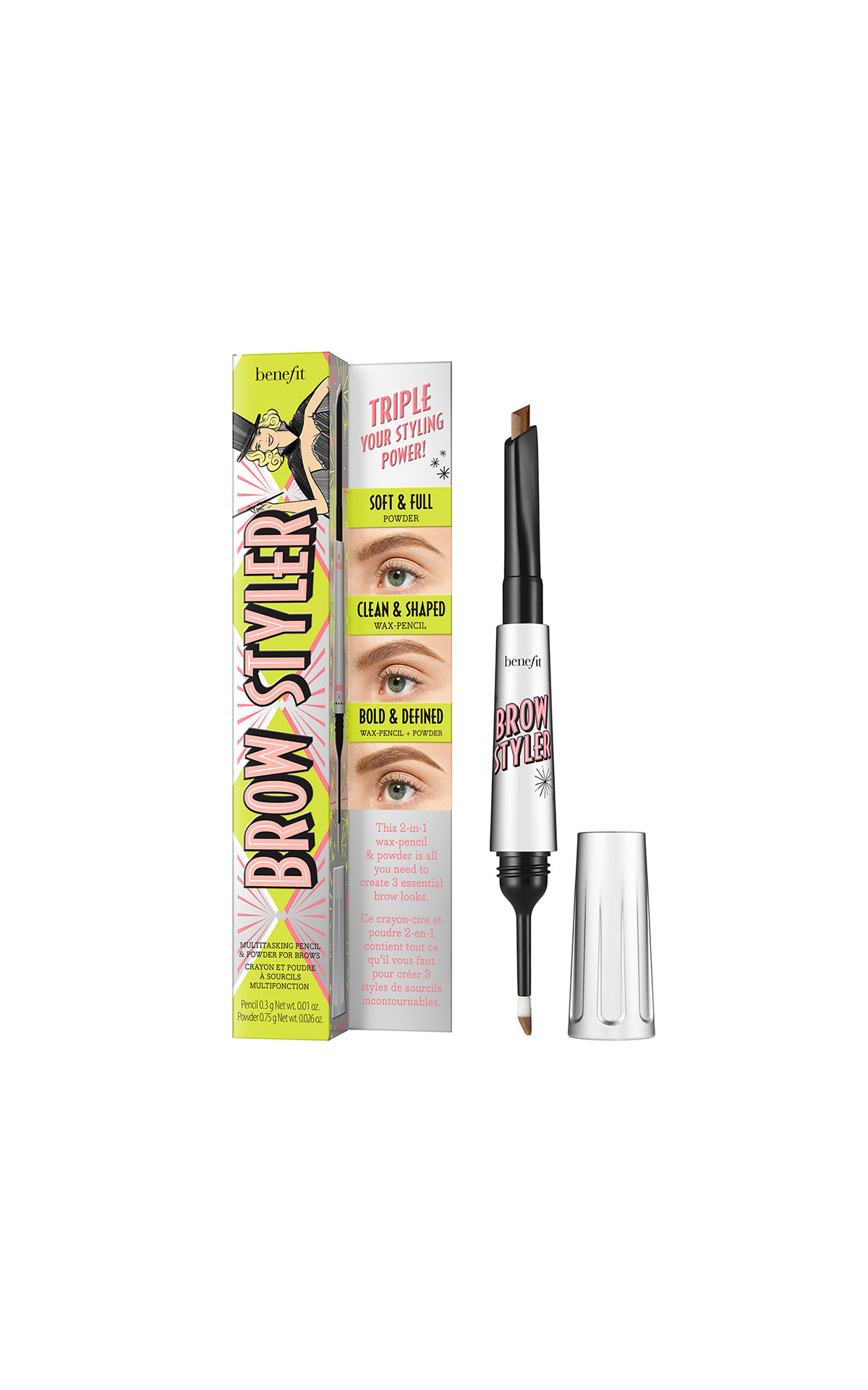Benefits Cosmetics Brow styler shade 03 from Bicester Village