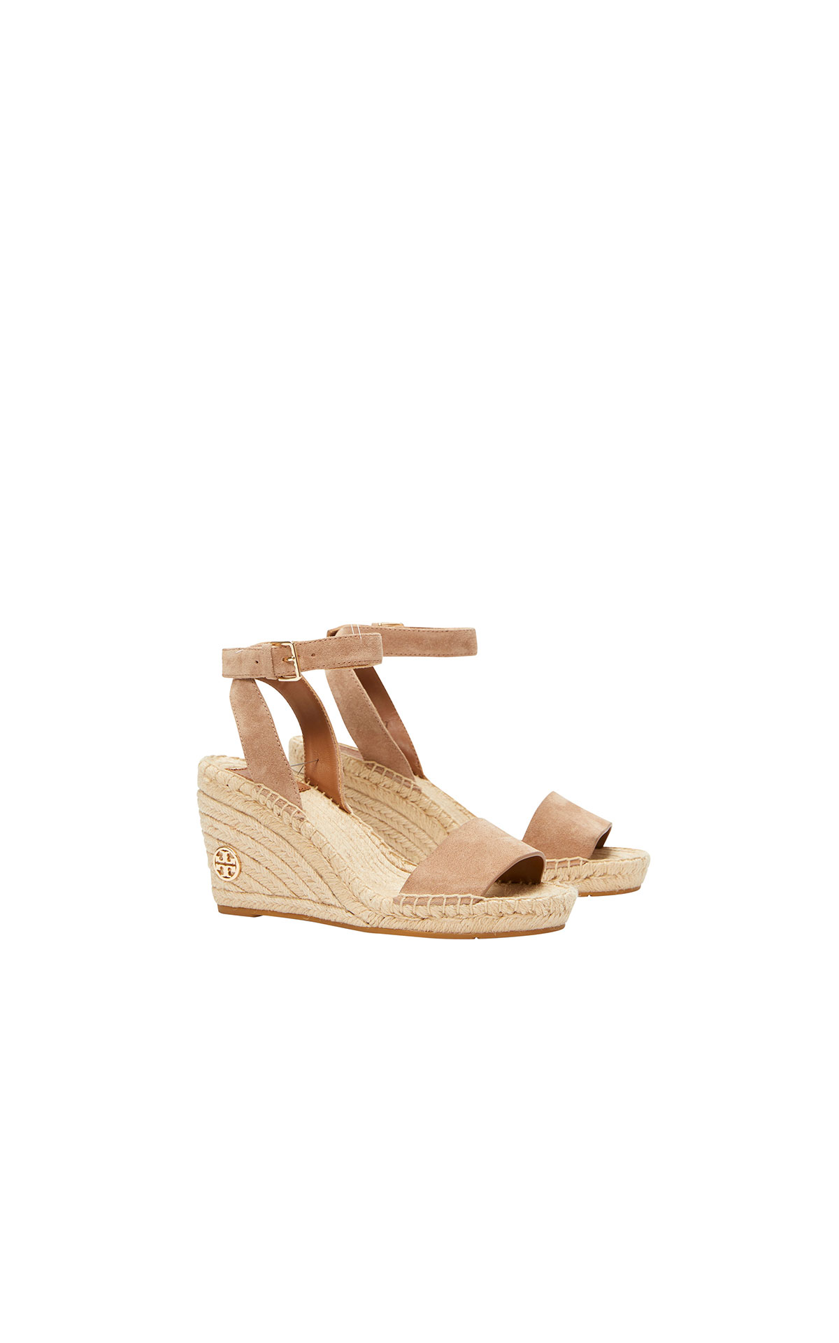 Tory Burch Laurel 90mm wedge espadrille from Bicester Village