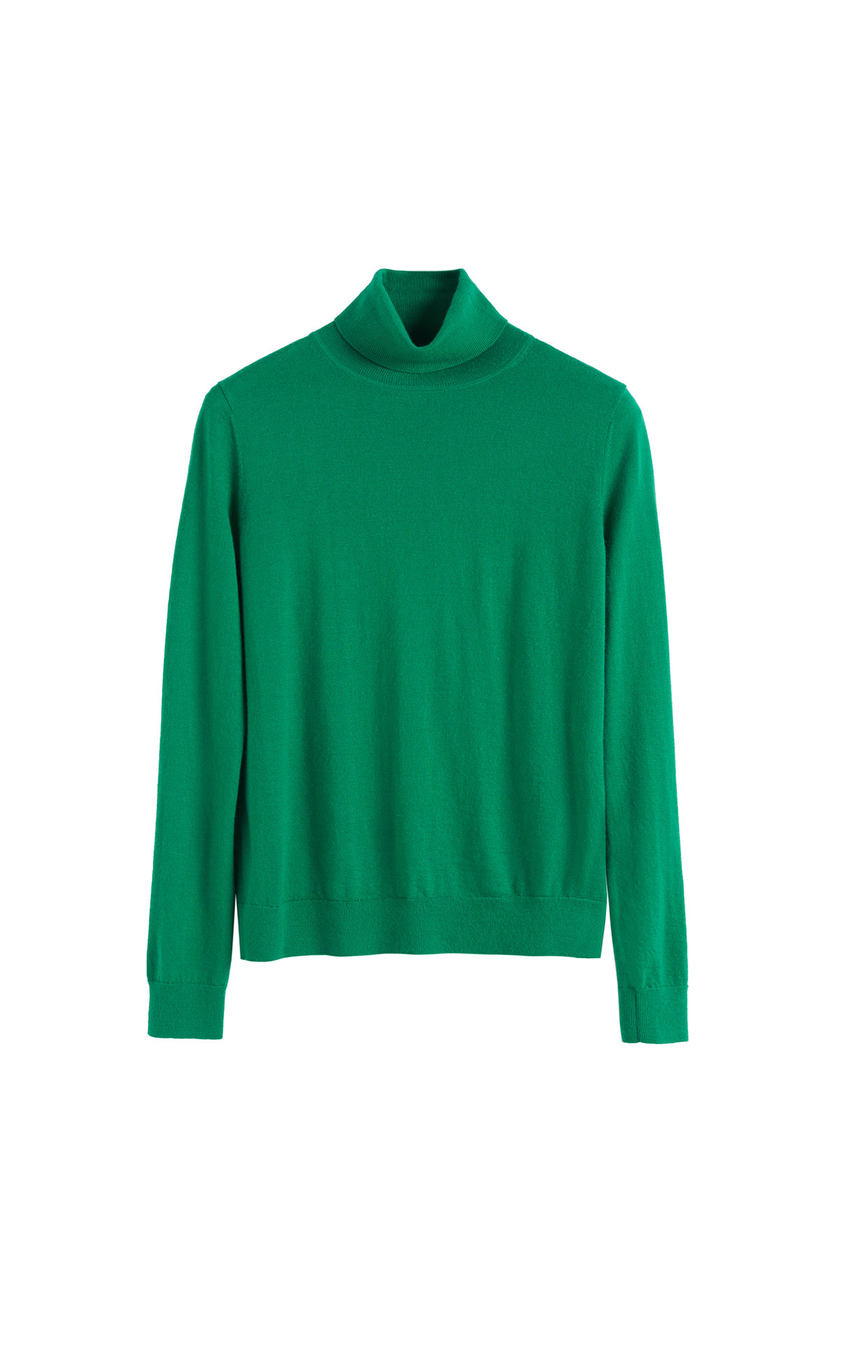 Chinti & Parker Colour pop roll neck sweater from Bicester Village