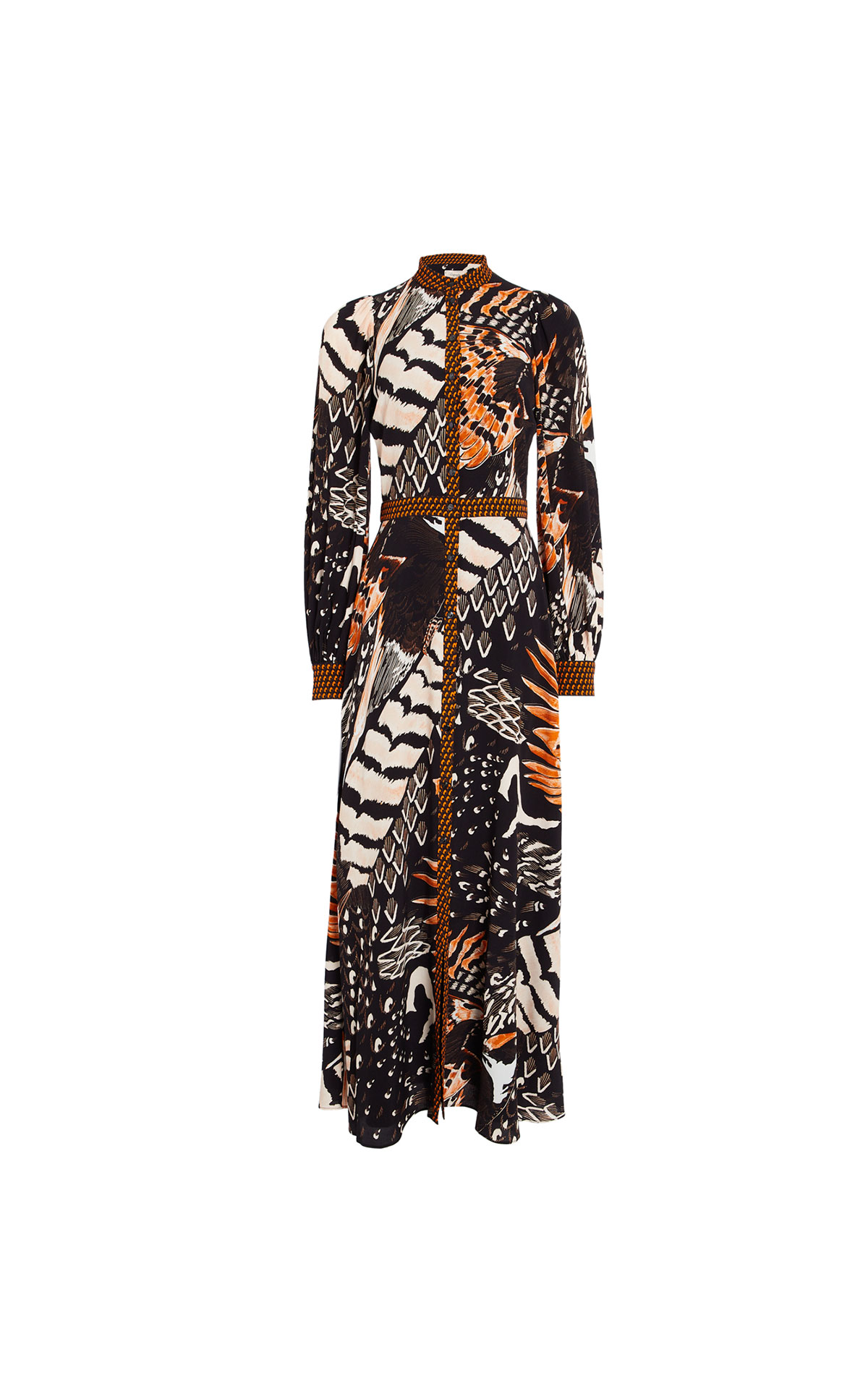 Temperley London Rosela birdie shirt dress from Bicester Village