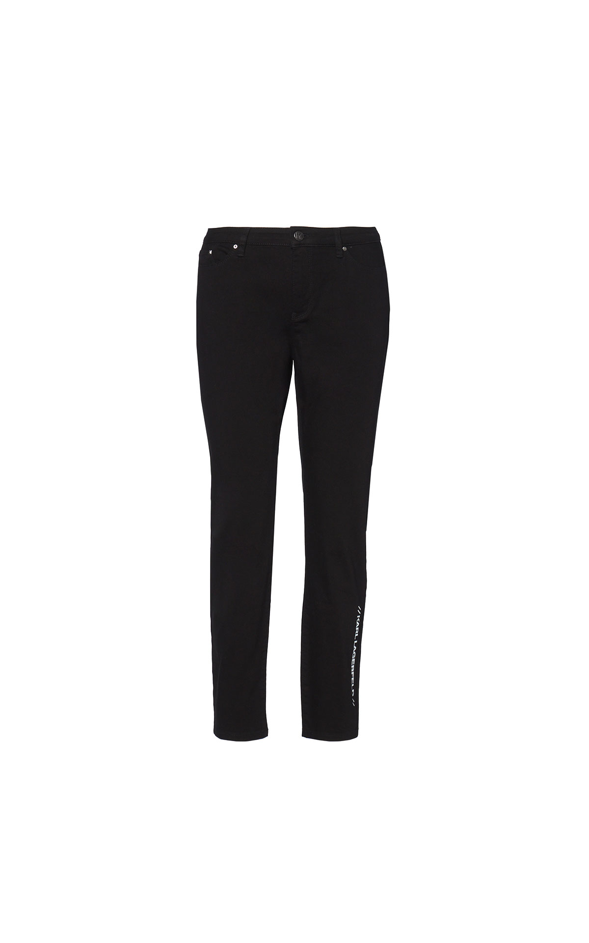 Karl Lagerfeld Athleisure denim at The Bicester Village Shopping Collection