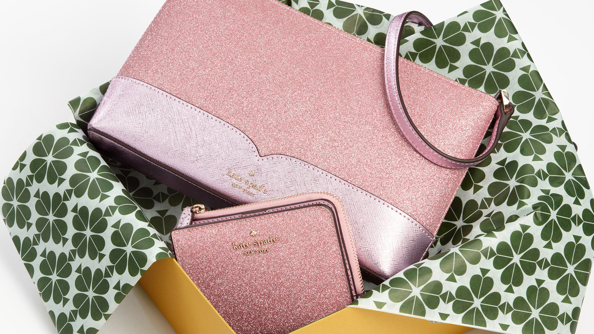 Kate Spade gift set from Bicester Village