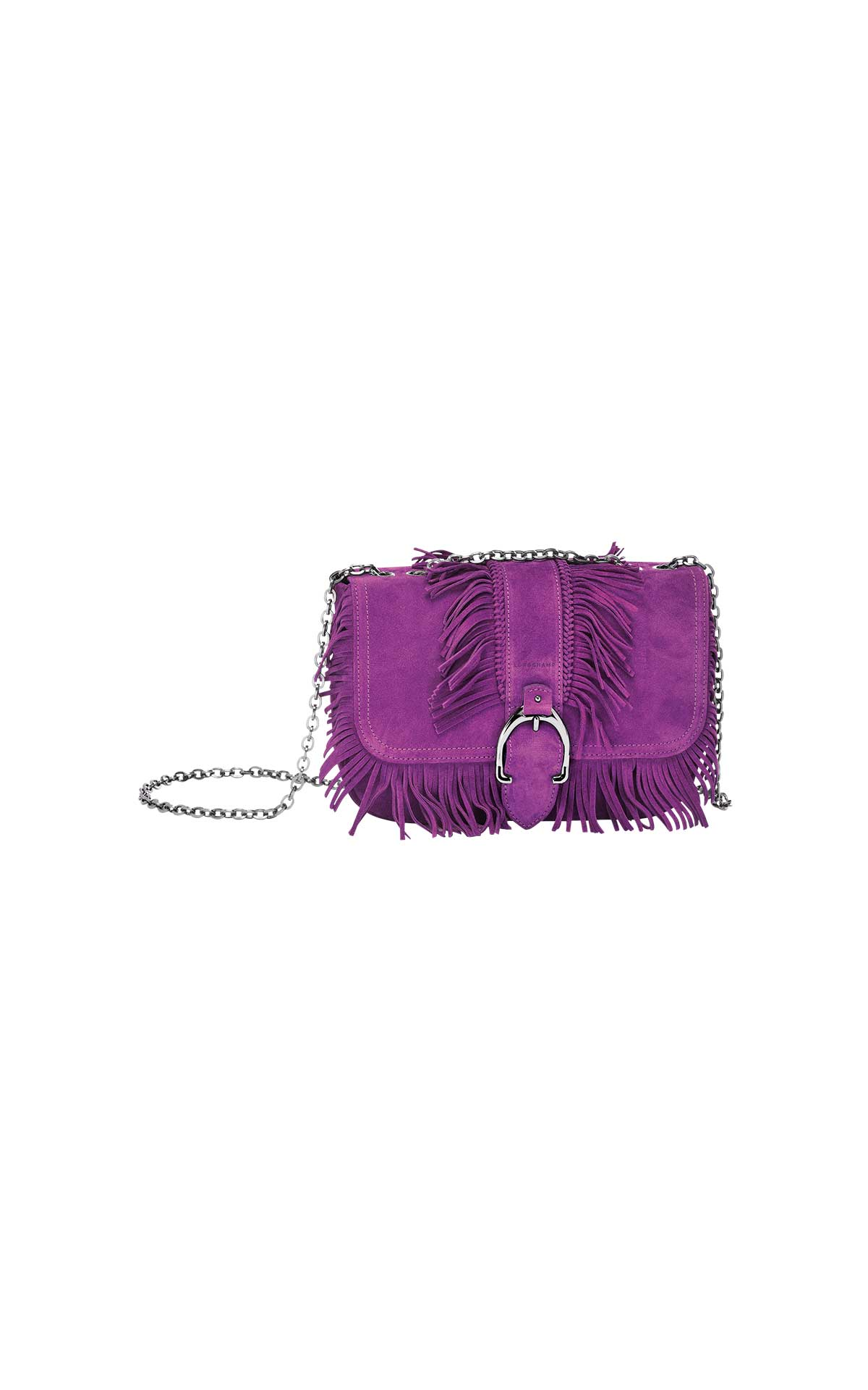 Purple bag Longchamp