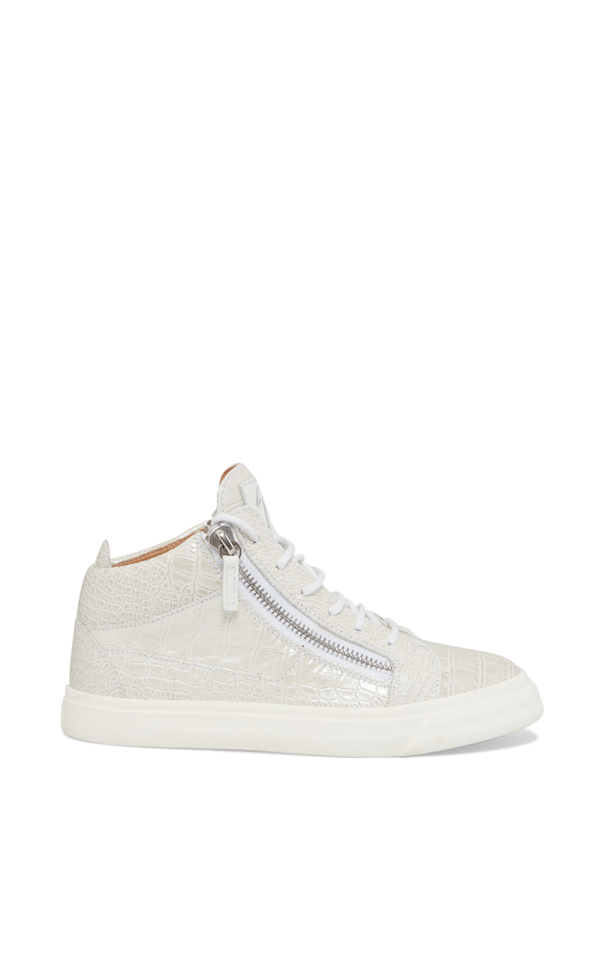 Guiseppe Zanotti Grey high-top trainers*