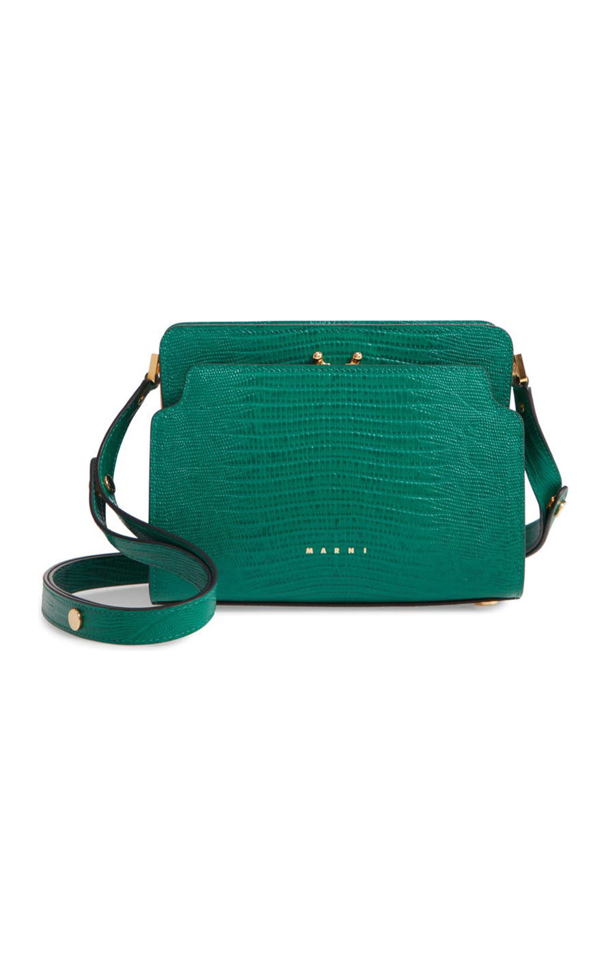 Turquoise bag for woman Marni