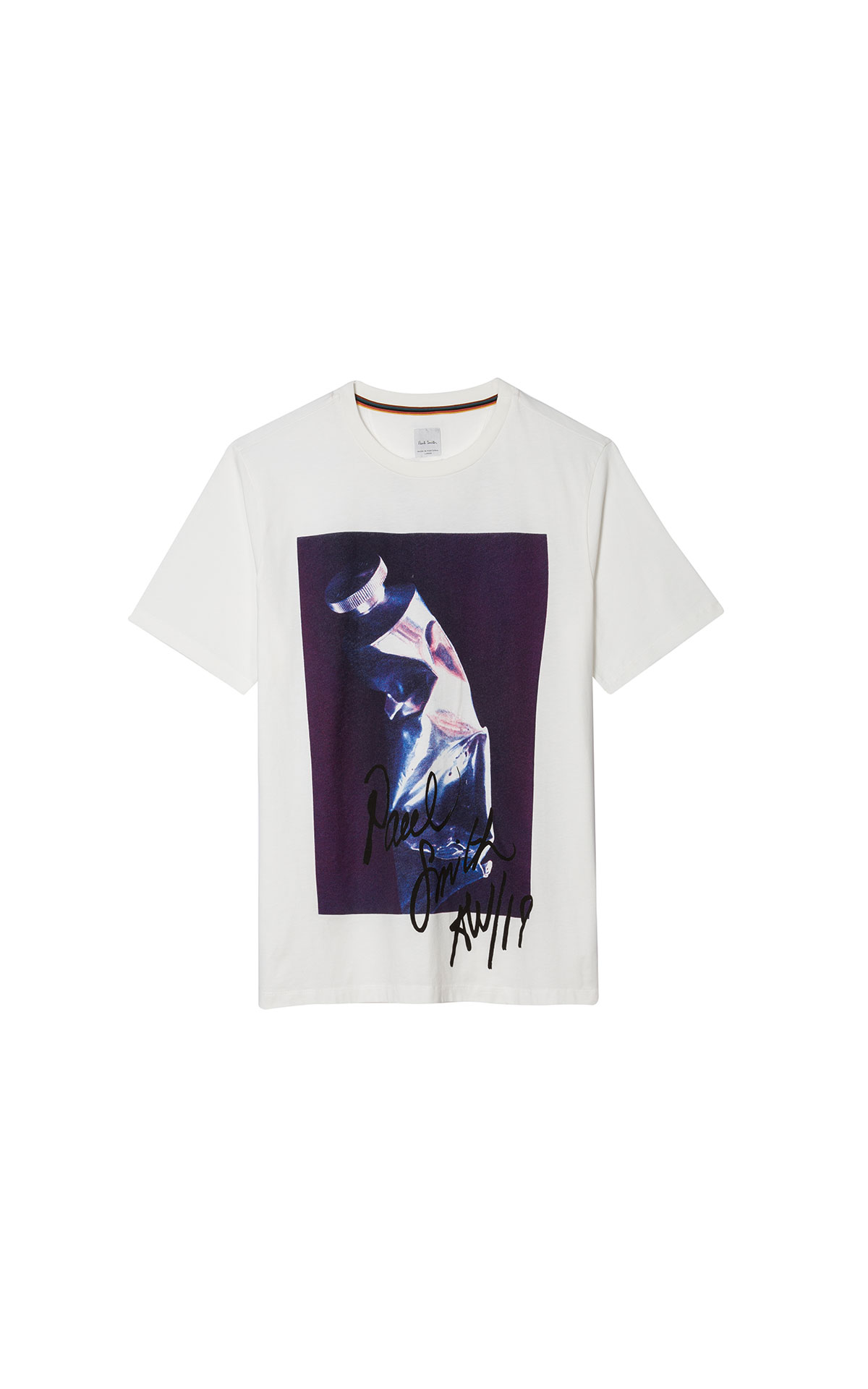 Paul Smith artist studio t-shirt at The Bicester Village Shopping Collection