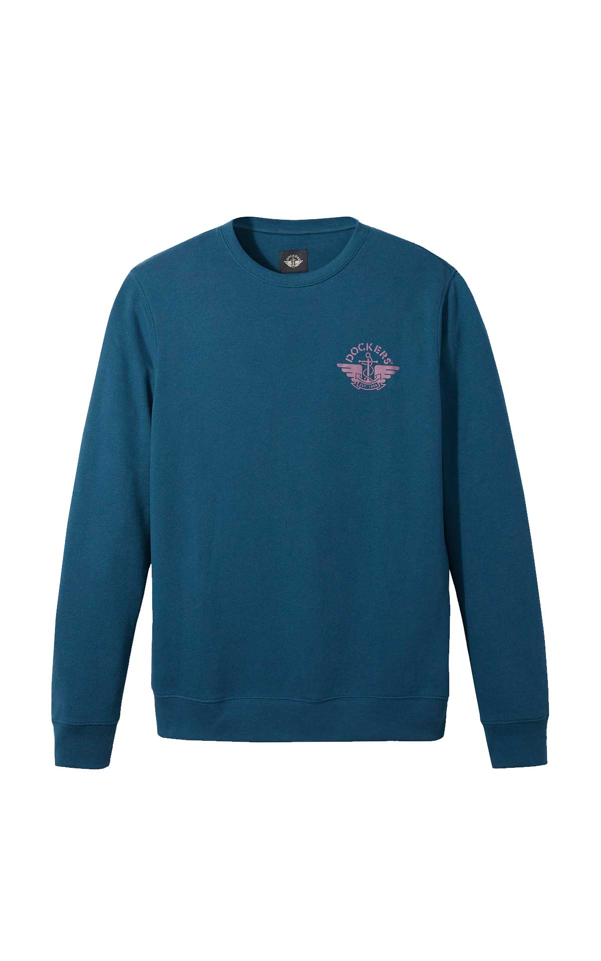 Blue sweatshirt for man Dockers