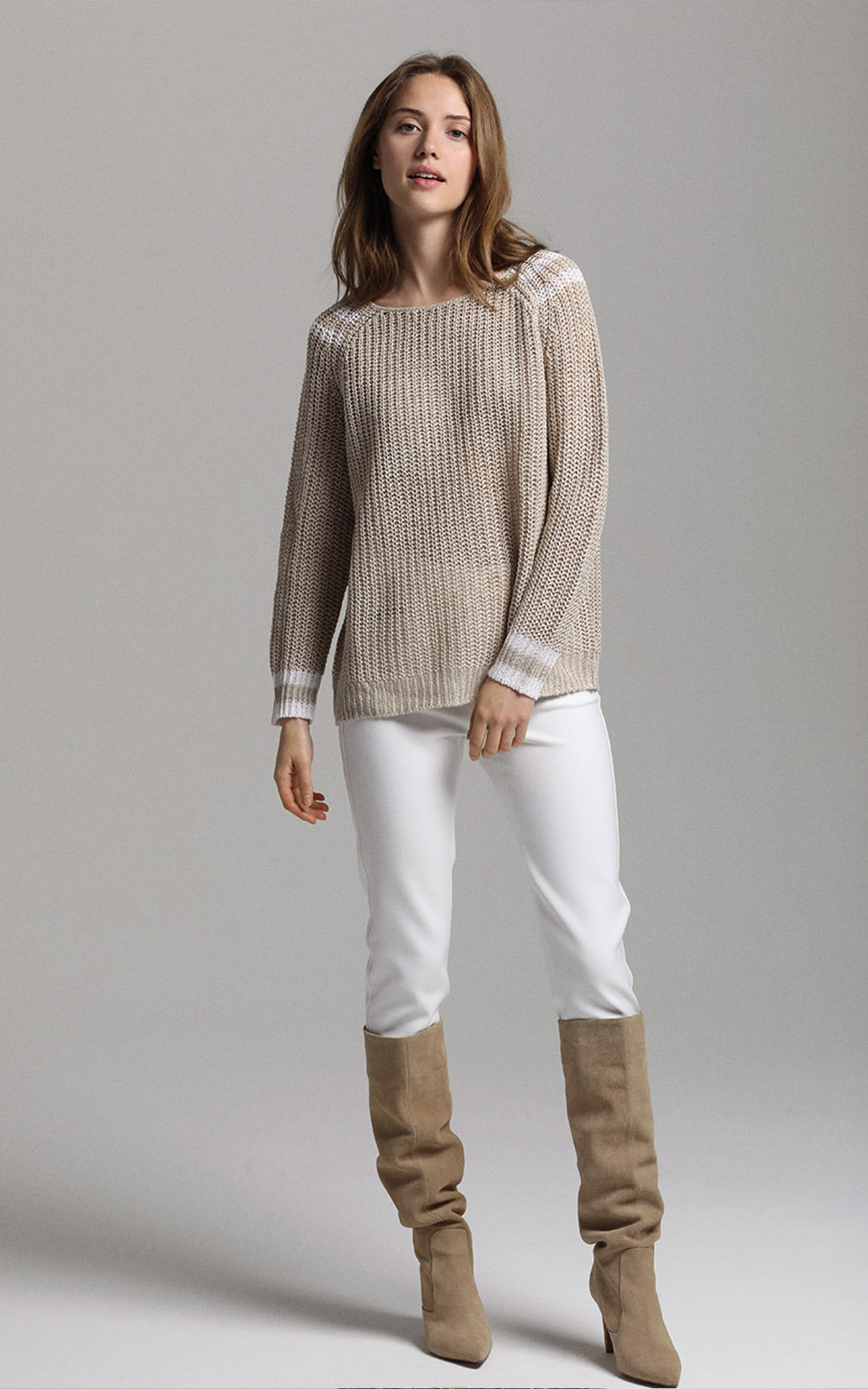 La Vallée Village Apostrophe line sweater