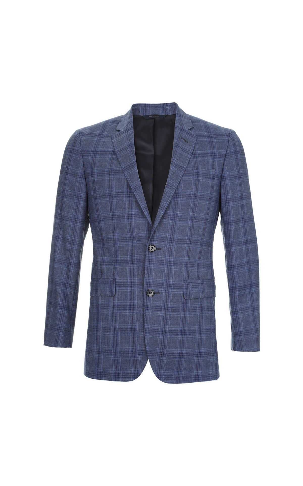 Blue checked blazer Brooks Brothers