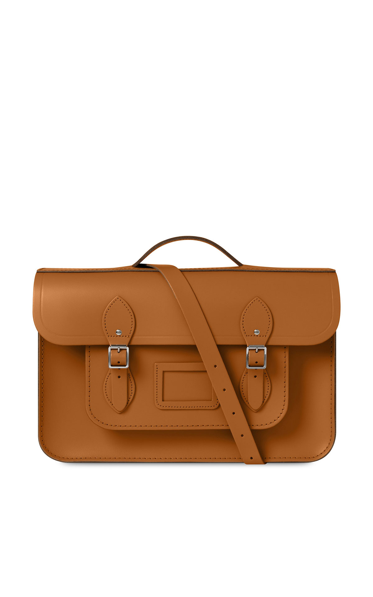 The Cambridge Satchel Company Classic batchel canyon from Bicester Village