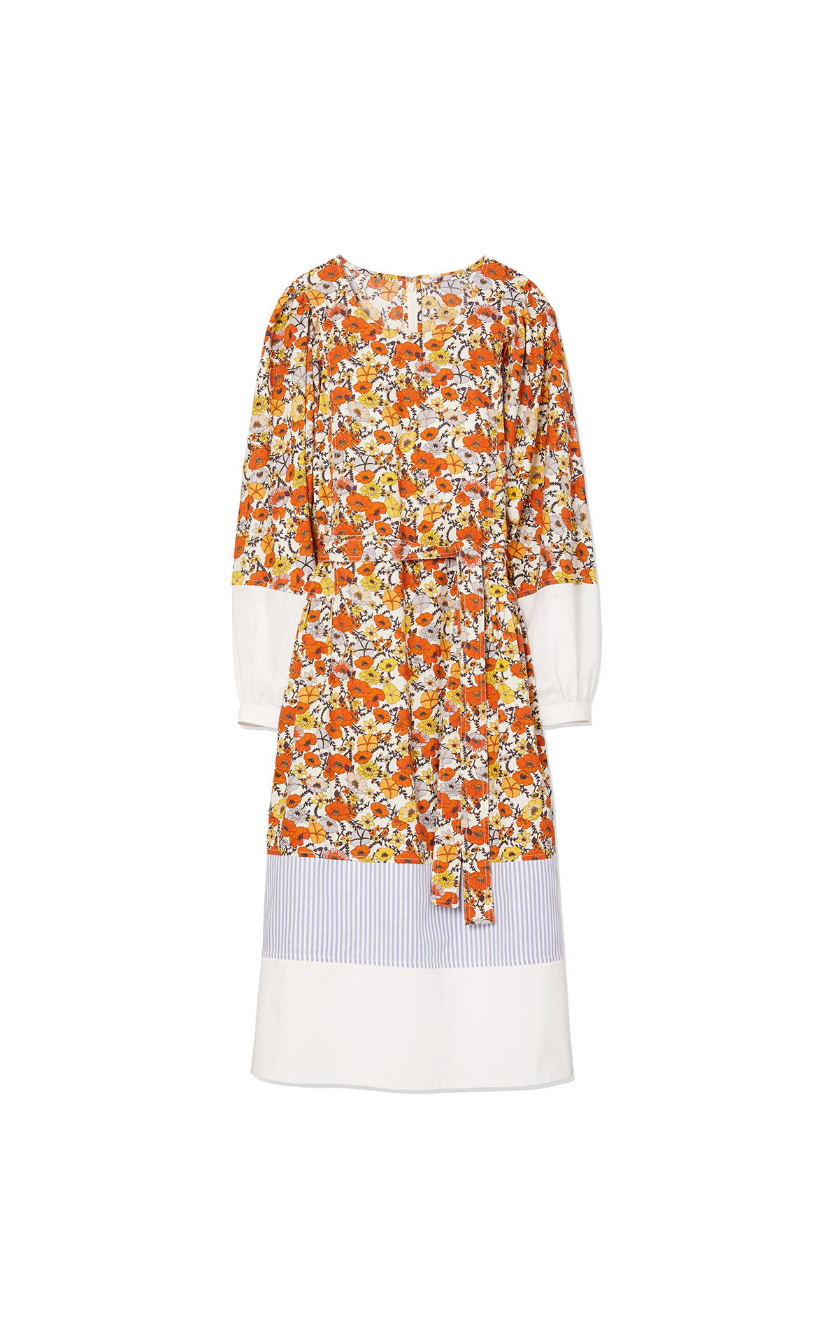Tory Burch Printed cotton dress from Bicester Village