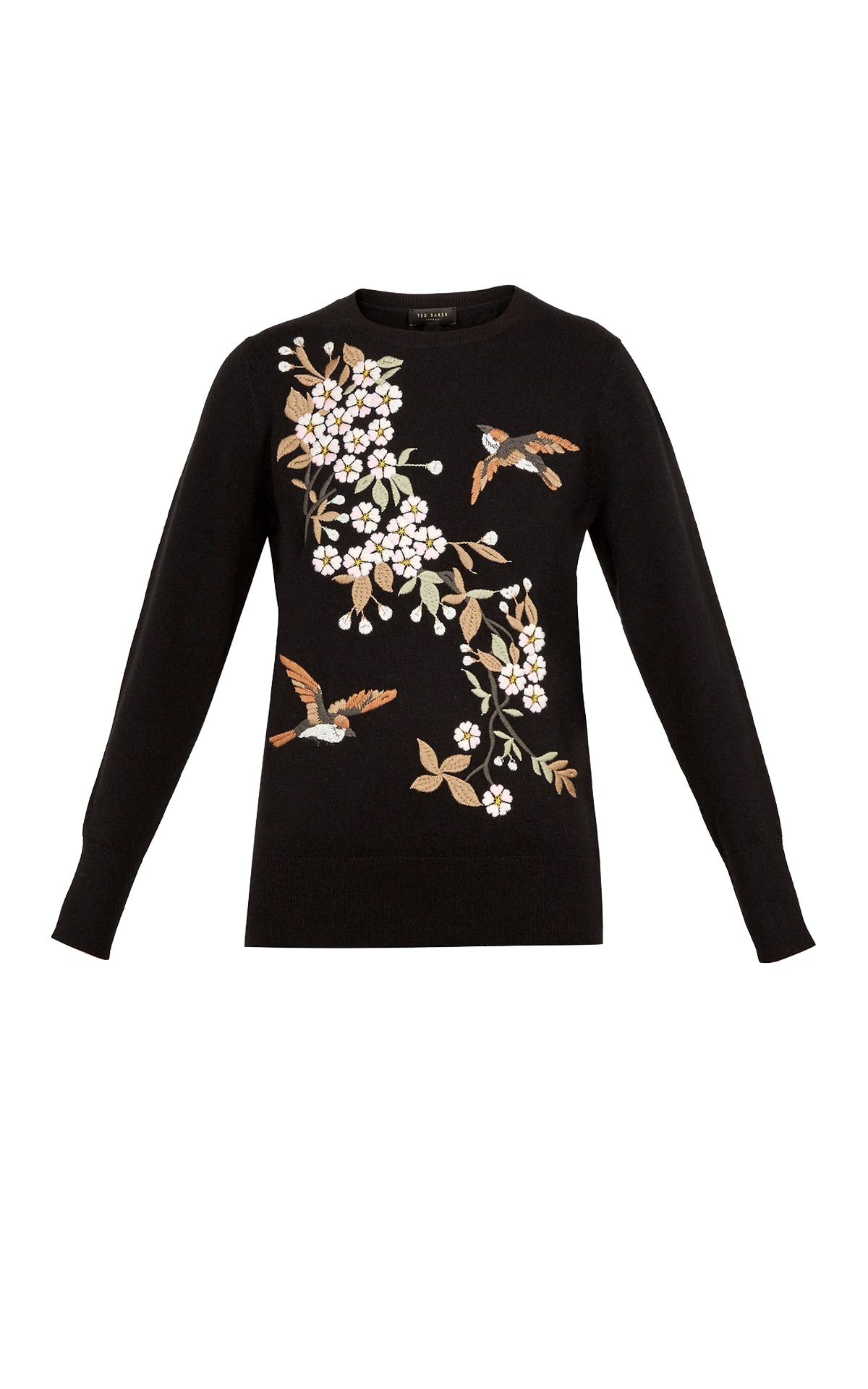 Shirt with flowers Ted Baker