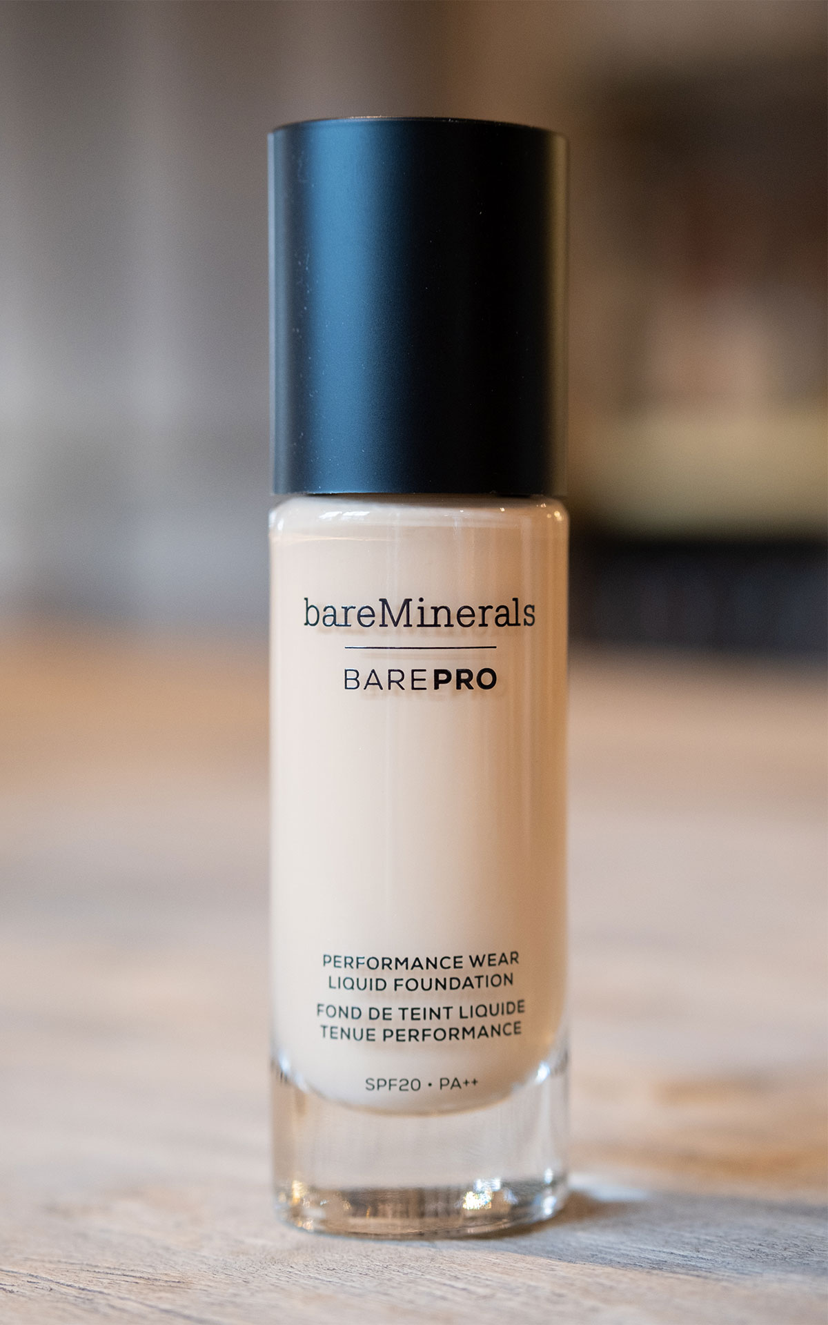 Beaute Prestige International bareMinerals Performance wear foundation from Bicester Village