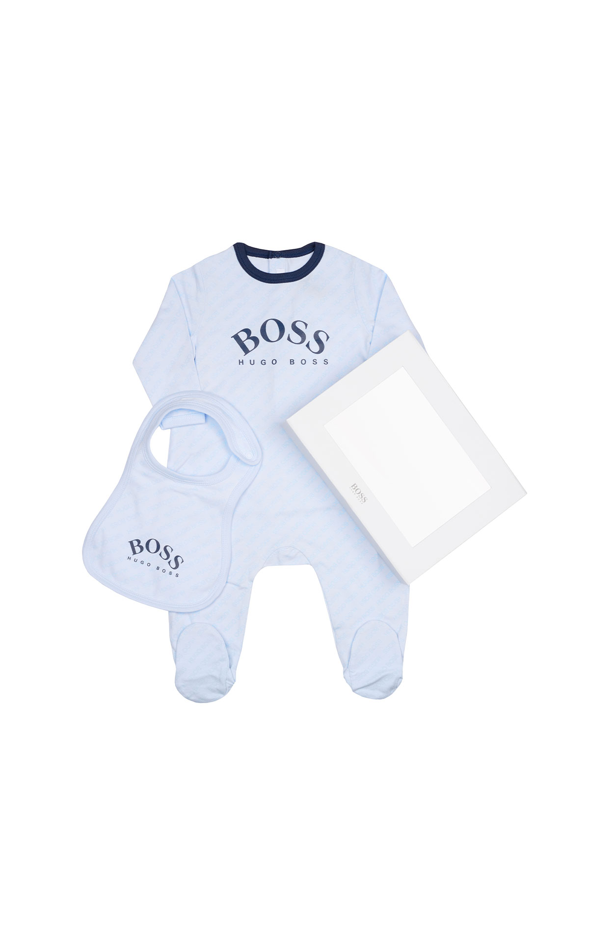 BOSS Kids 6 month boy night set from Bicester Village