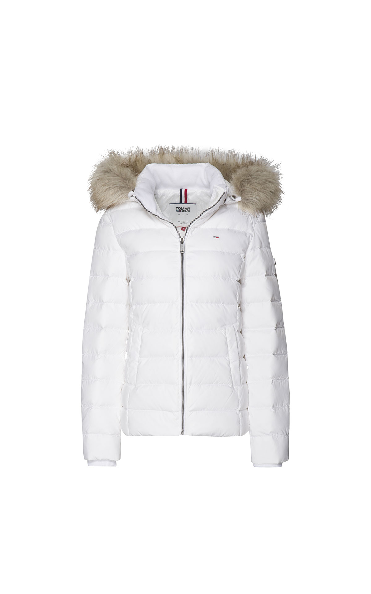 Tommy Hilfiger Women's Tommy Jeans Hooded Down Jacket