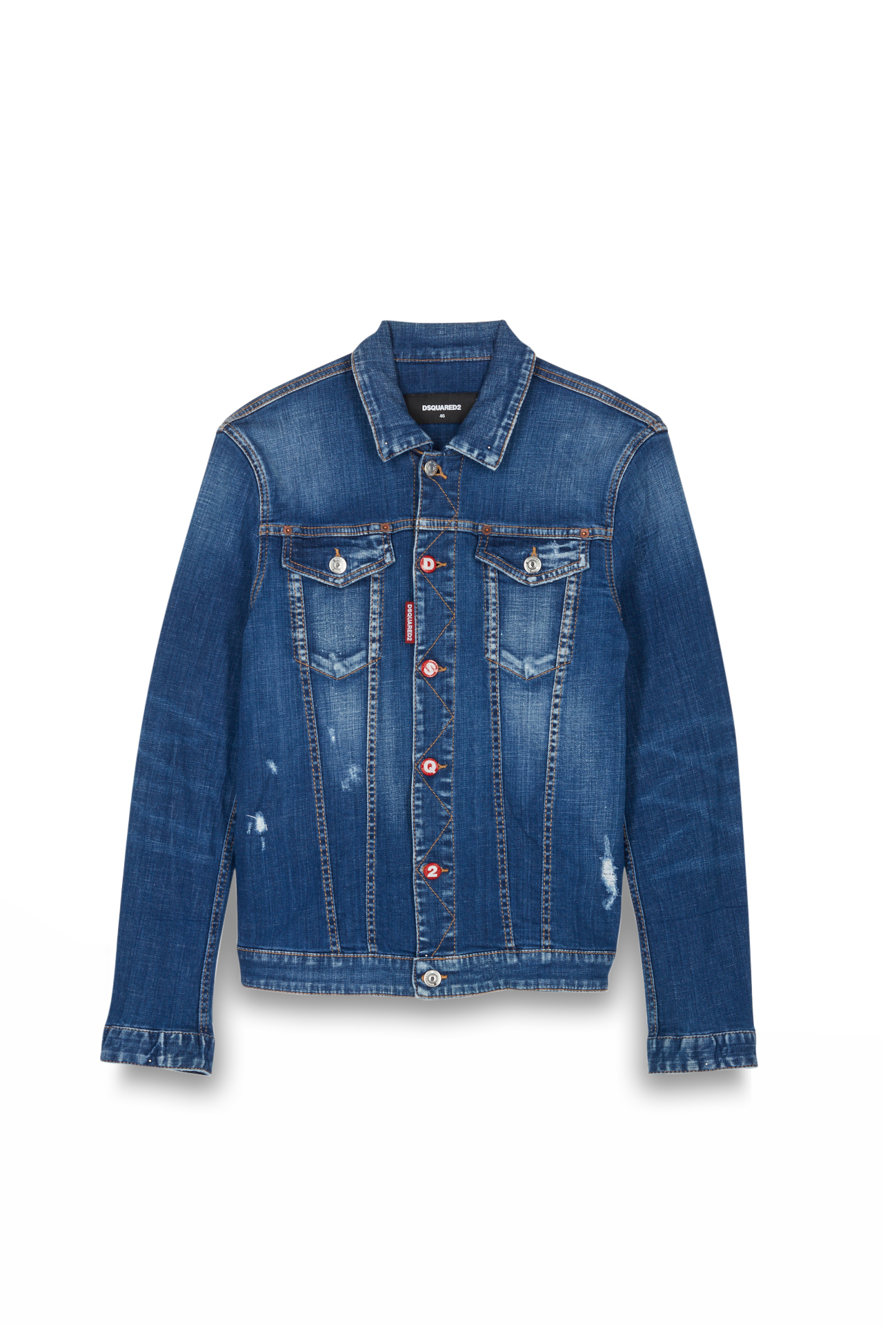 Dsquared2 Denim jacket La Vallée Village
