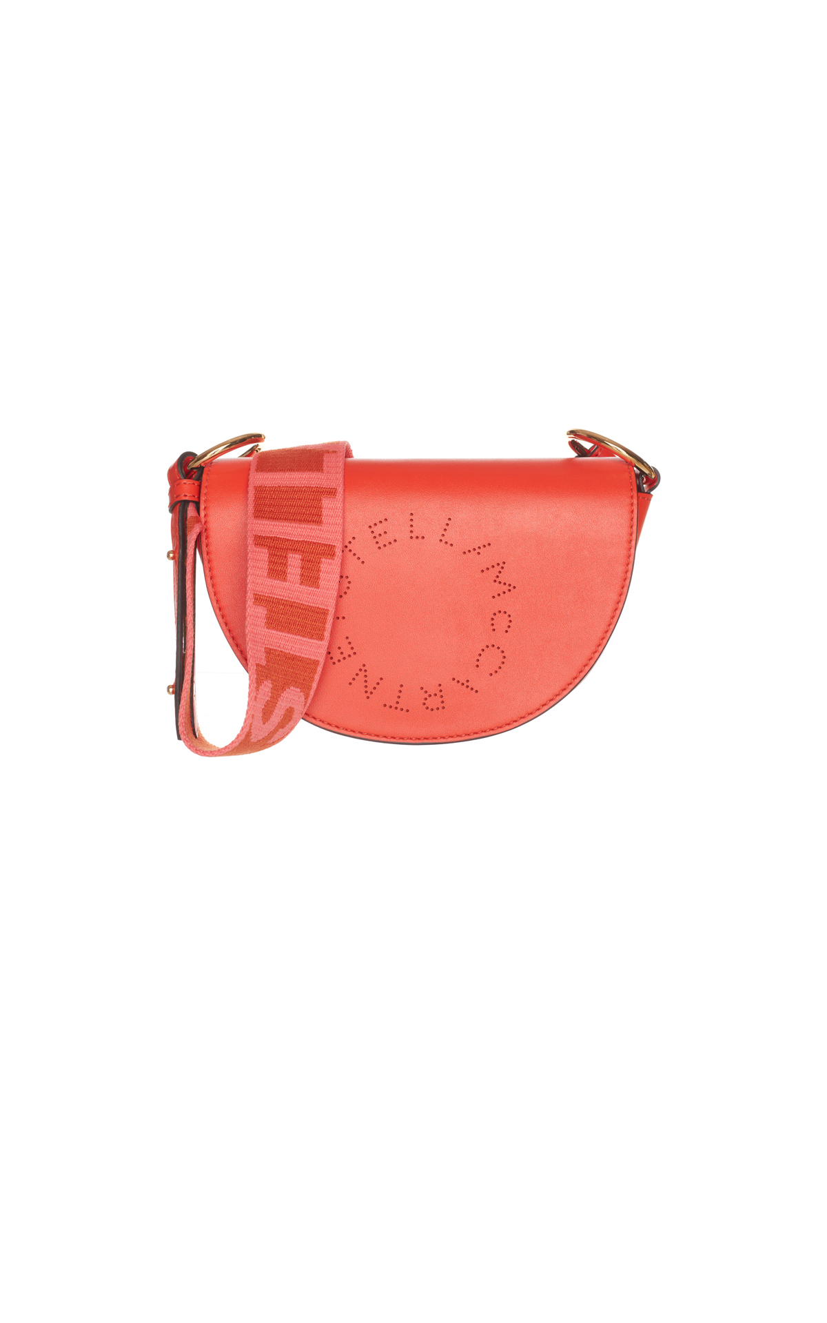 Stella McCartney Flap shoulder bag eco soft from Bicester Village