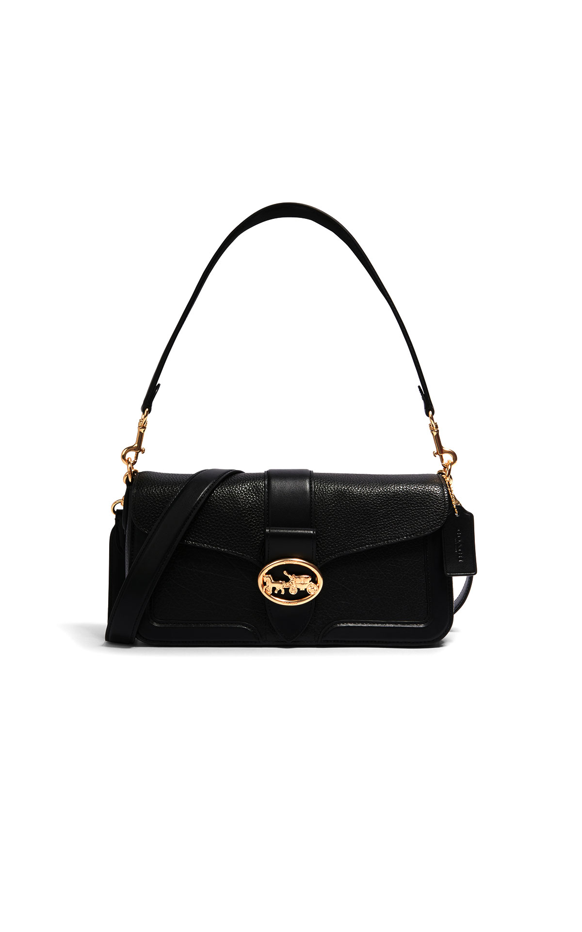 Coach georgie shoulder bag at The Bicester Village Shopping Collection