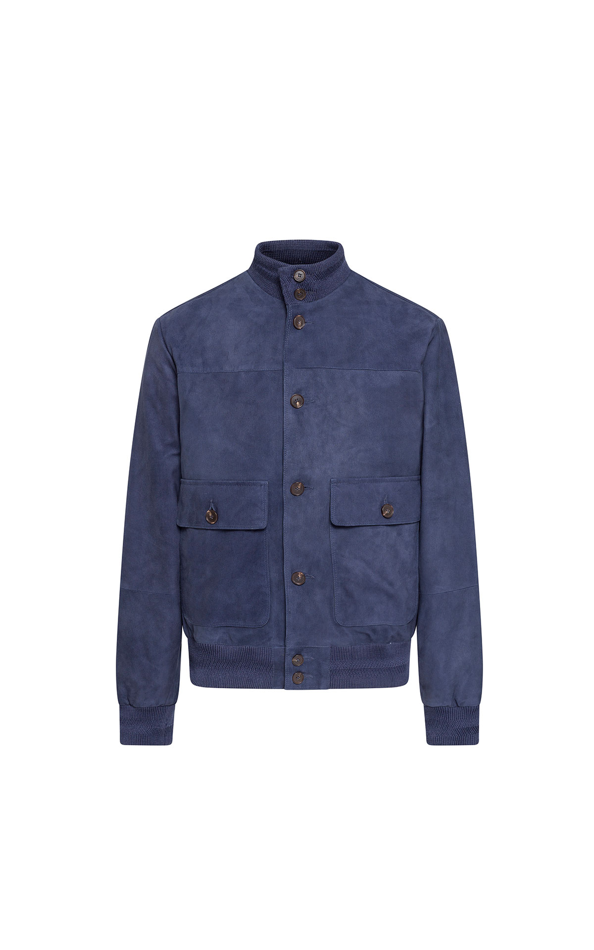 Hackett Men's Suede Cord Blouson at The Bicester Village Shopping Collection