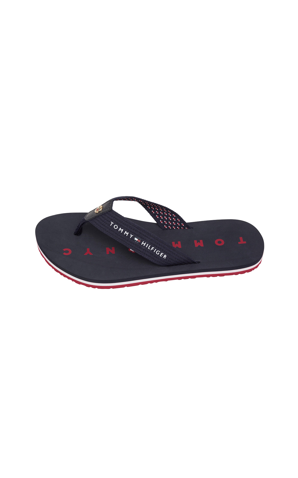 Tommy Hilfiger sandals at The Bicester Village Shopping Collection