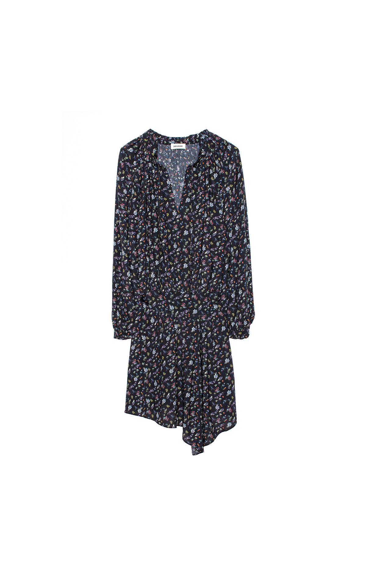 La Vallée Village Zadig & Voltaire printed dress