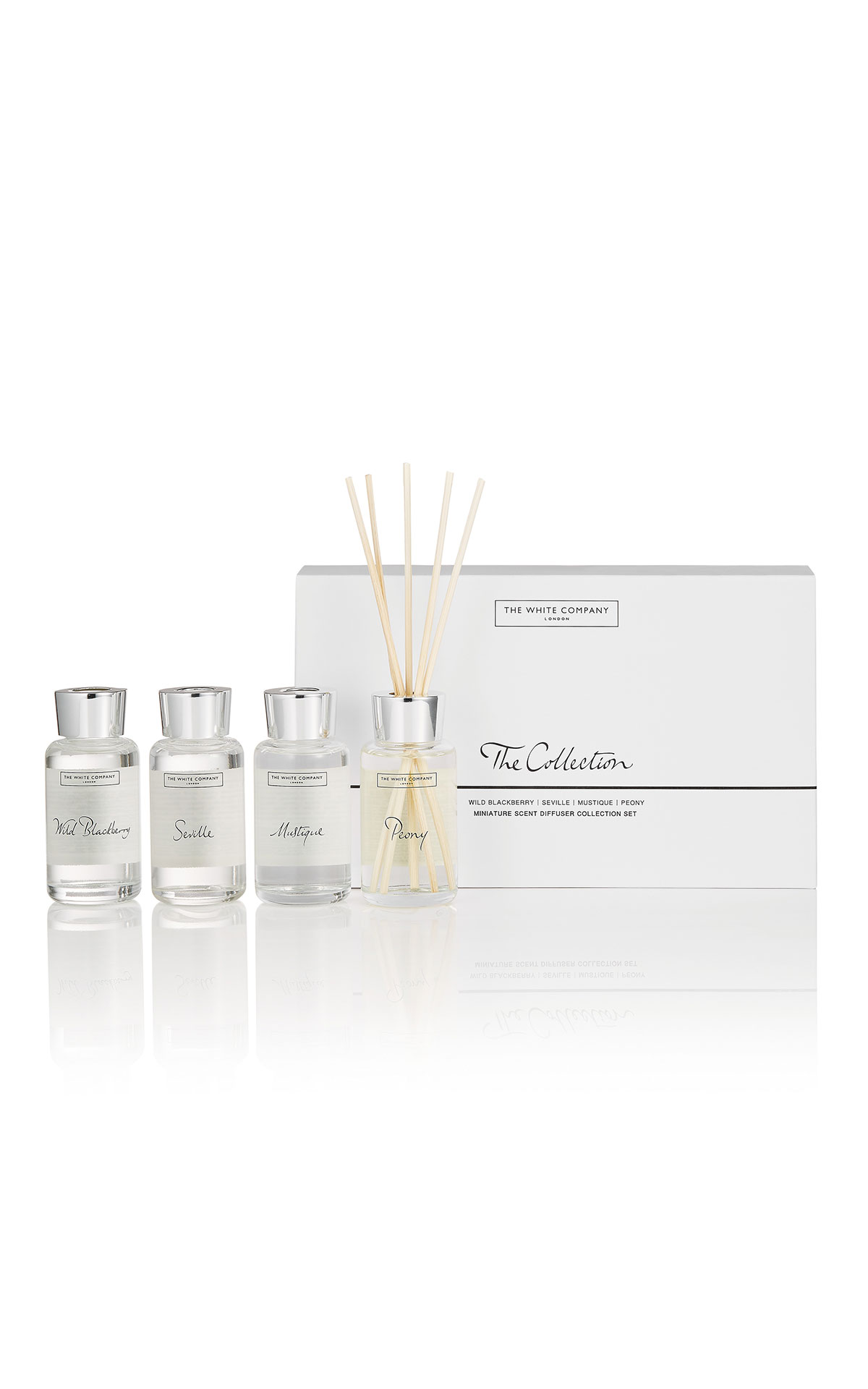 The White Company The collection diffuser set from Bicester Village