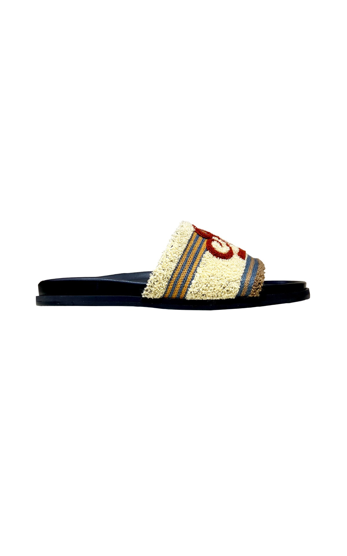Flat esparto sandal Bally