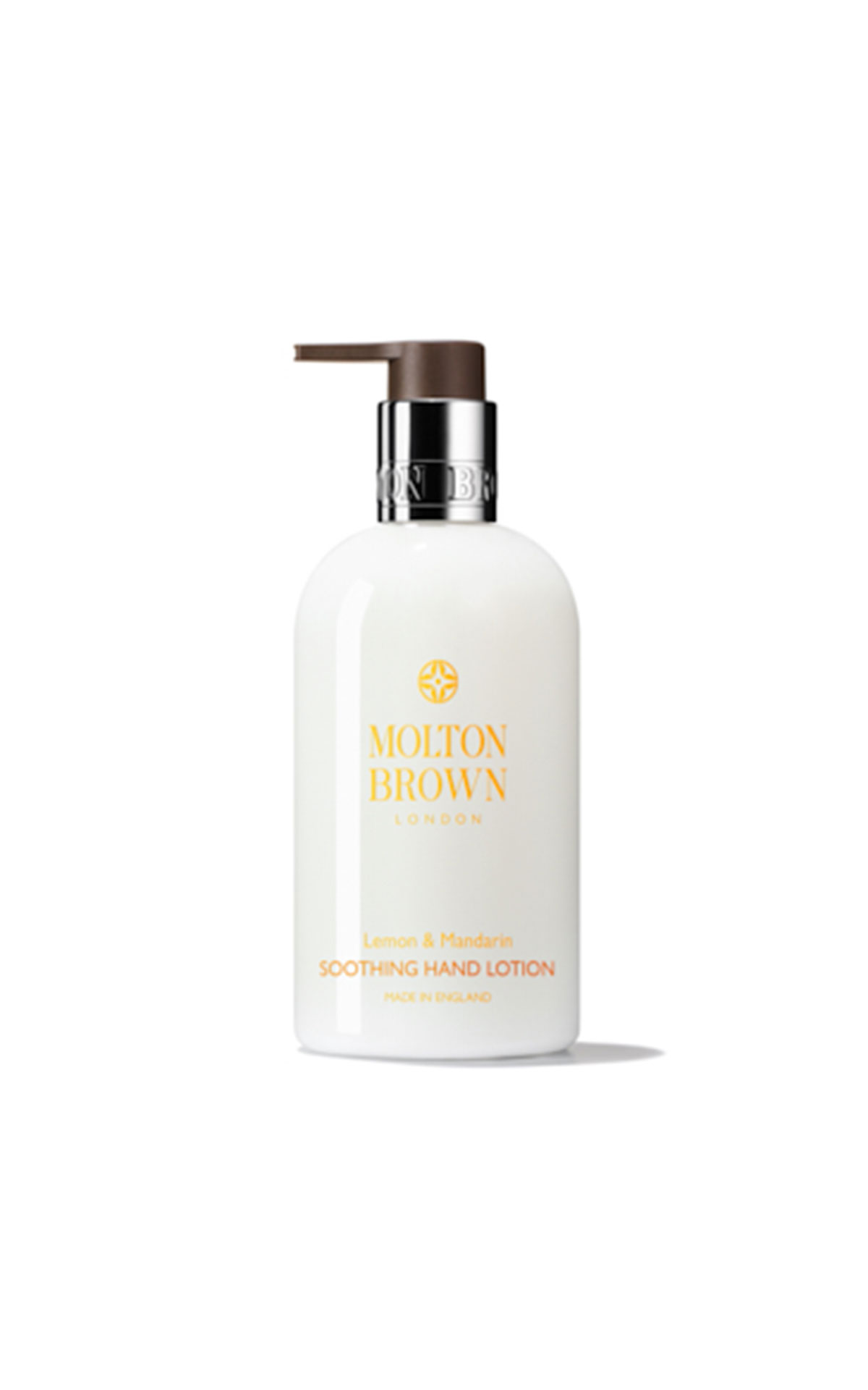 Molton Brown Lemon and mandarin hand lotion 300ml from Bicester Village