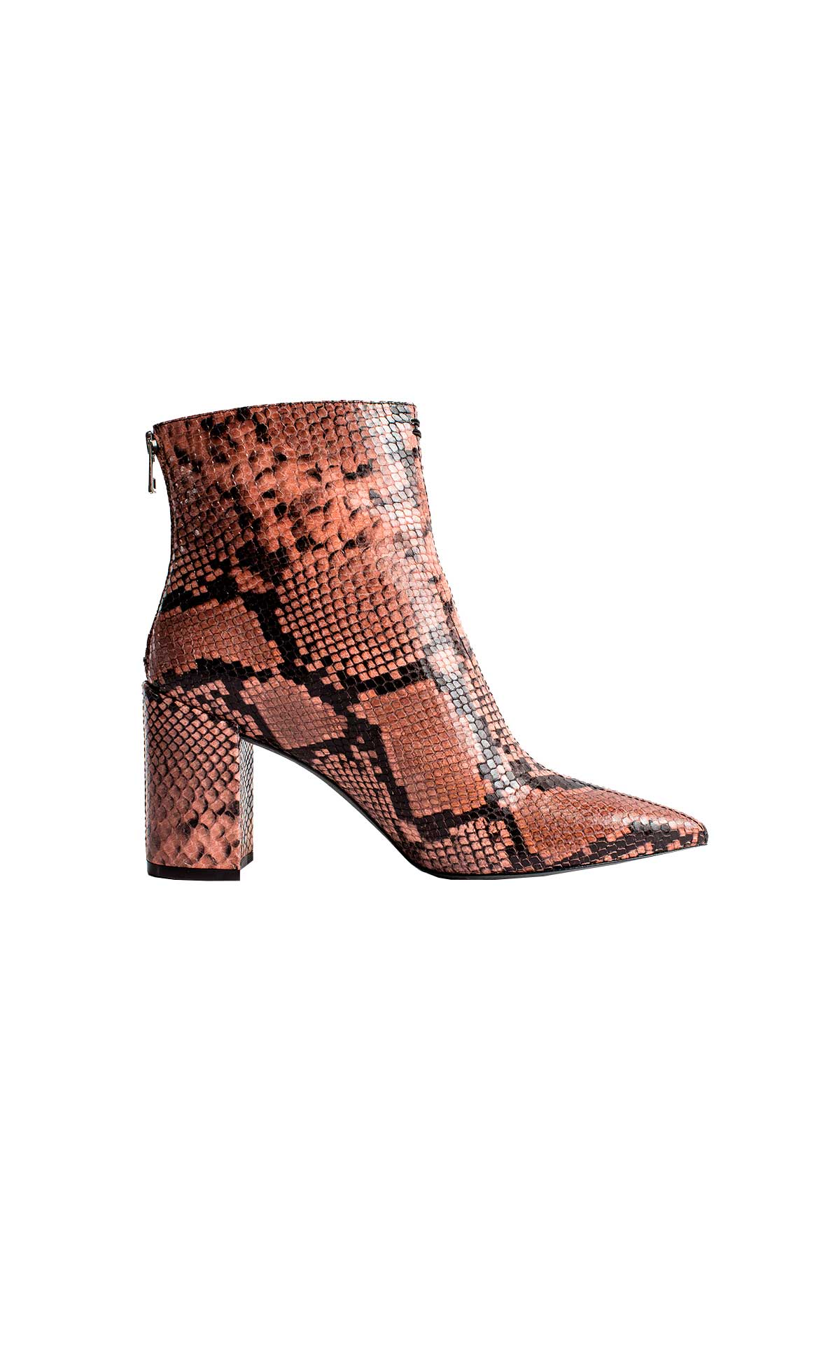 Snake skin ankle boot Zadig&Voltaire