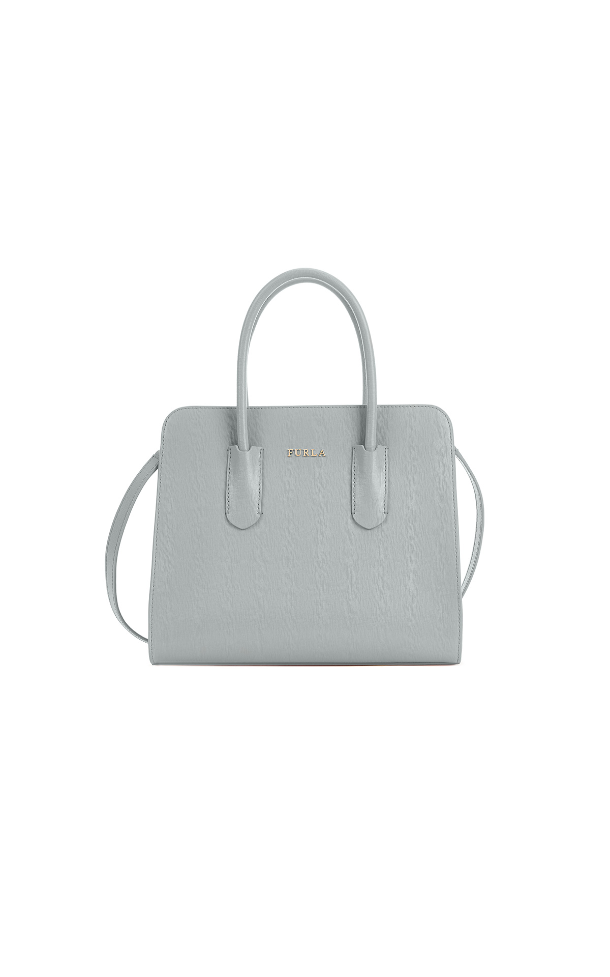 Light blue Mae tote bag Furla